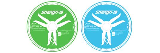 DVD Wrap: Front, Back, Discs