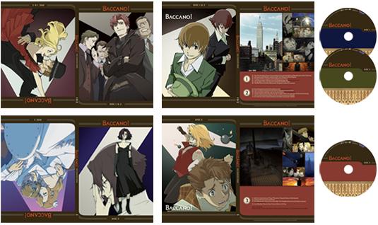 Complete Series Wraps:Front, Back, Discs