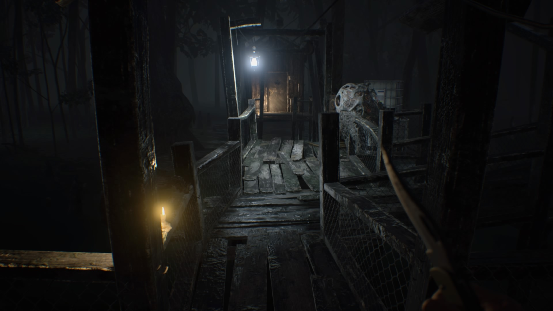 Ghastly Gaming Hour of Horror: RESIDENT EVIL 7   in VR
