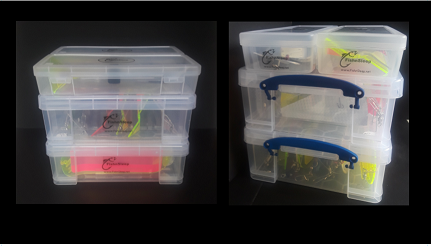 Get your Flashers and Gear Organized! -