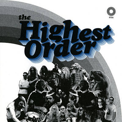 Rainbow of Blues - The Highest Order