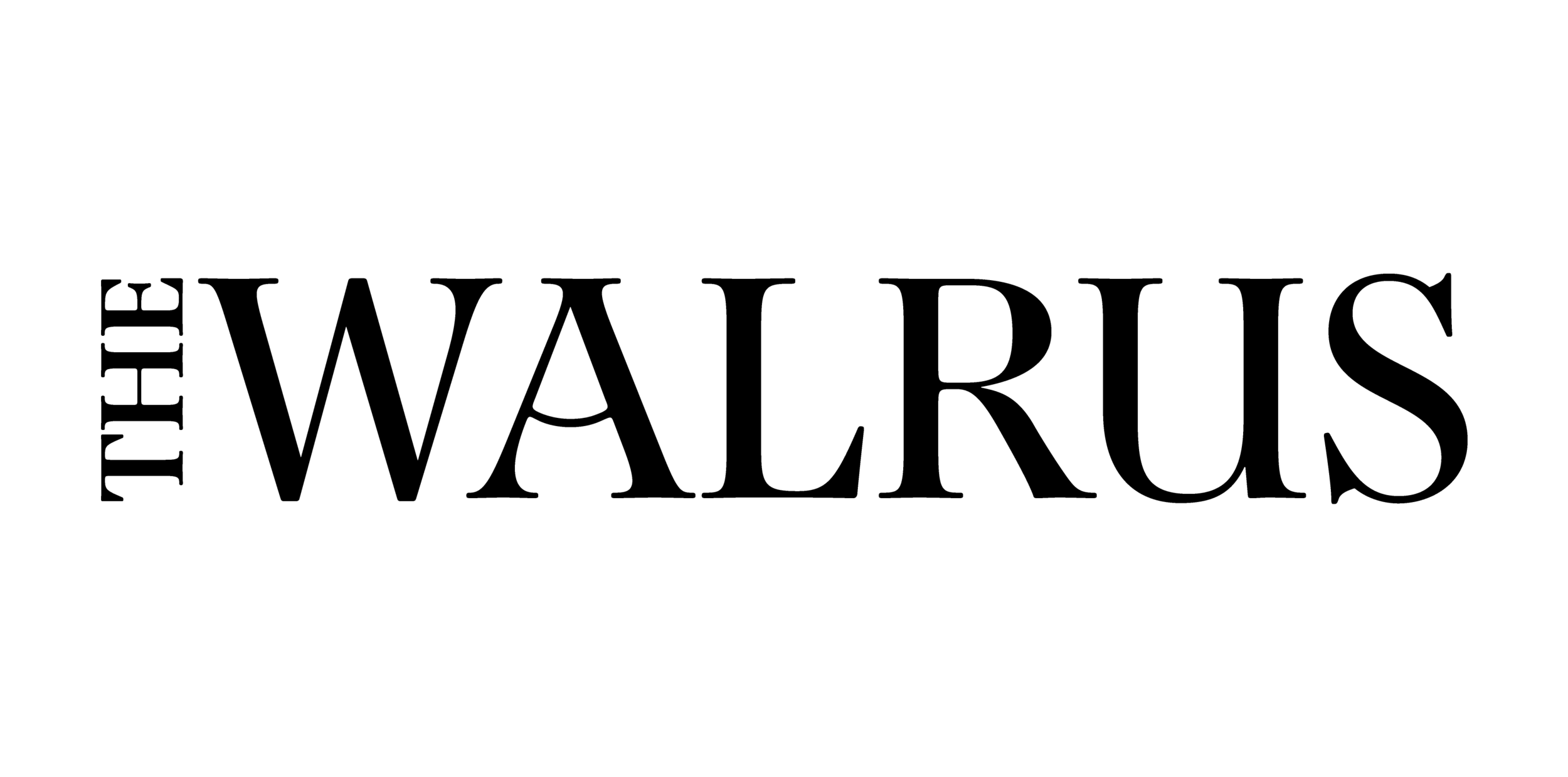 The Walrus feature by Richard Trapunski