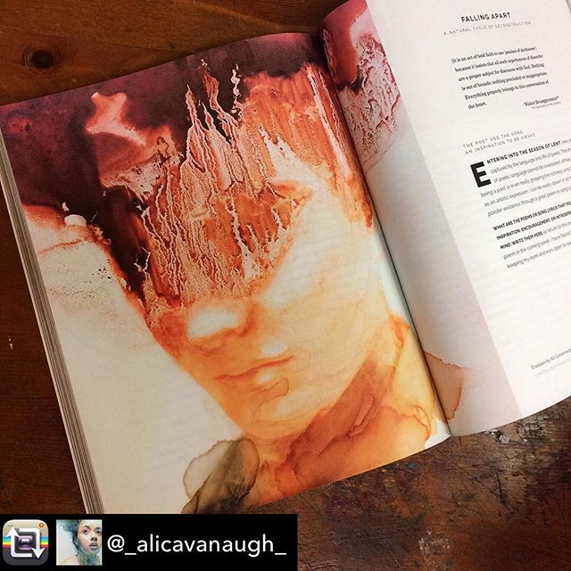 "thank you @_alicavanaugh_ for the shout out! You can check out her amazing art and the other artists included in @sscriv's book at alwaysdeconstructing.com/art • • •  #Repost from @_alicavanaugh_ My painting, Erosion, was used in a thoughtful book about deconstructing the faith - towards hope... ""Life in Review"" by Scott Scrivner. The book is inspiring and I'm honored to have my painting included.  #erosion #fallingapart #watercolor #scottscrivner #alicavanaugh #semperintrospiciens #deconstructingfaithtowardhope #lifeinreview #alwaysdeconstructing  #📖🖤💀 #bookquotes #bookexcerpts #booklaunch #booknerd #bookish #nowreading #bookclub #bookstagram #bookworm #deconstructing"