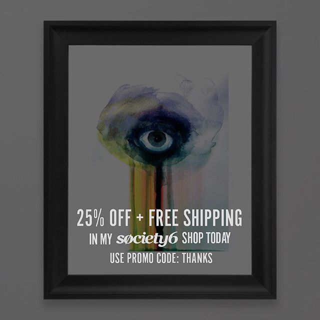Artwork 🖼 specials at our store. Alwaysdeconstructing.com to get to our society6 store. #thanks #artdeals #semperintrospiciens