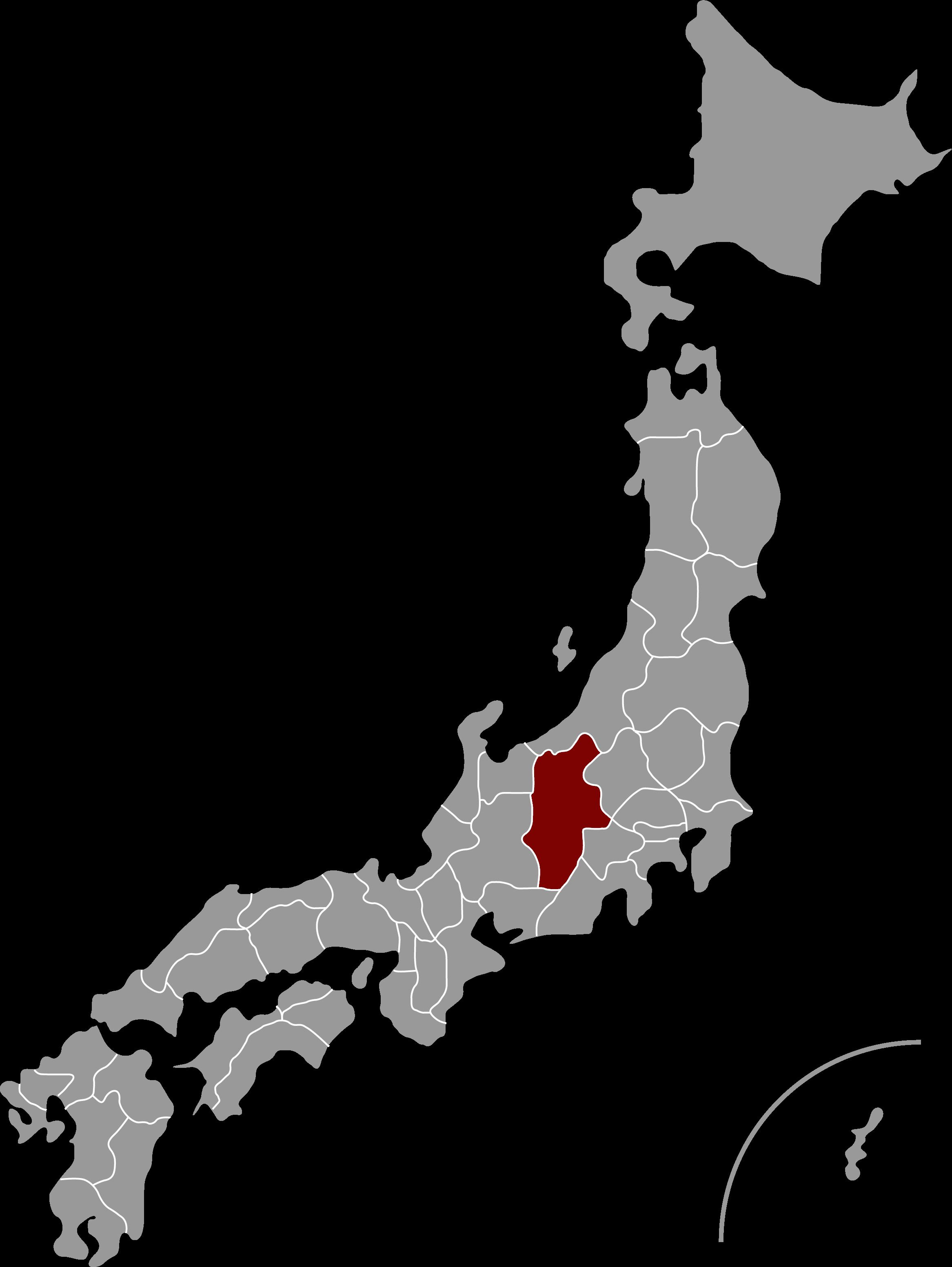 Nagano Perfecture