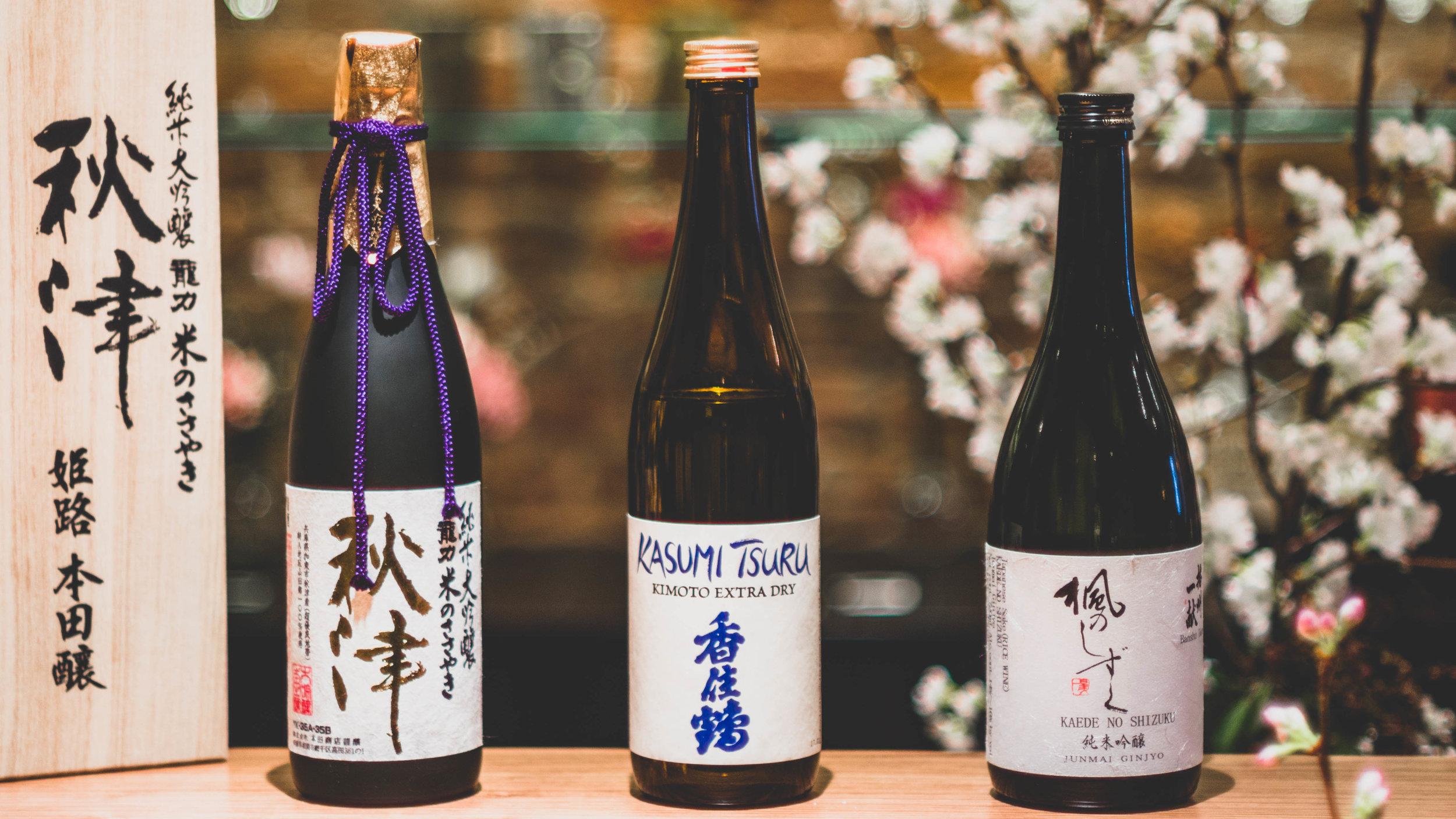 Hyogo Sake