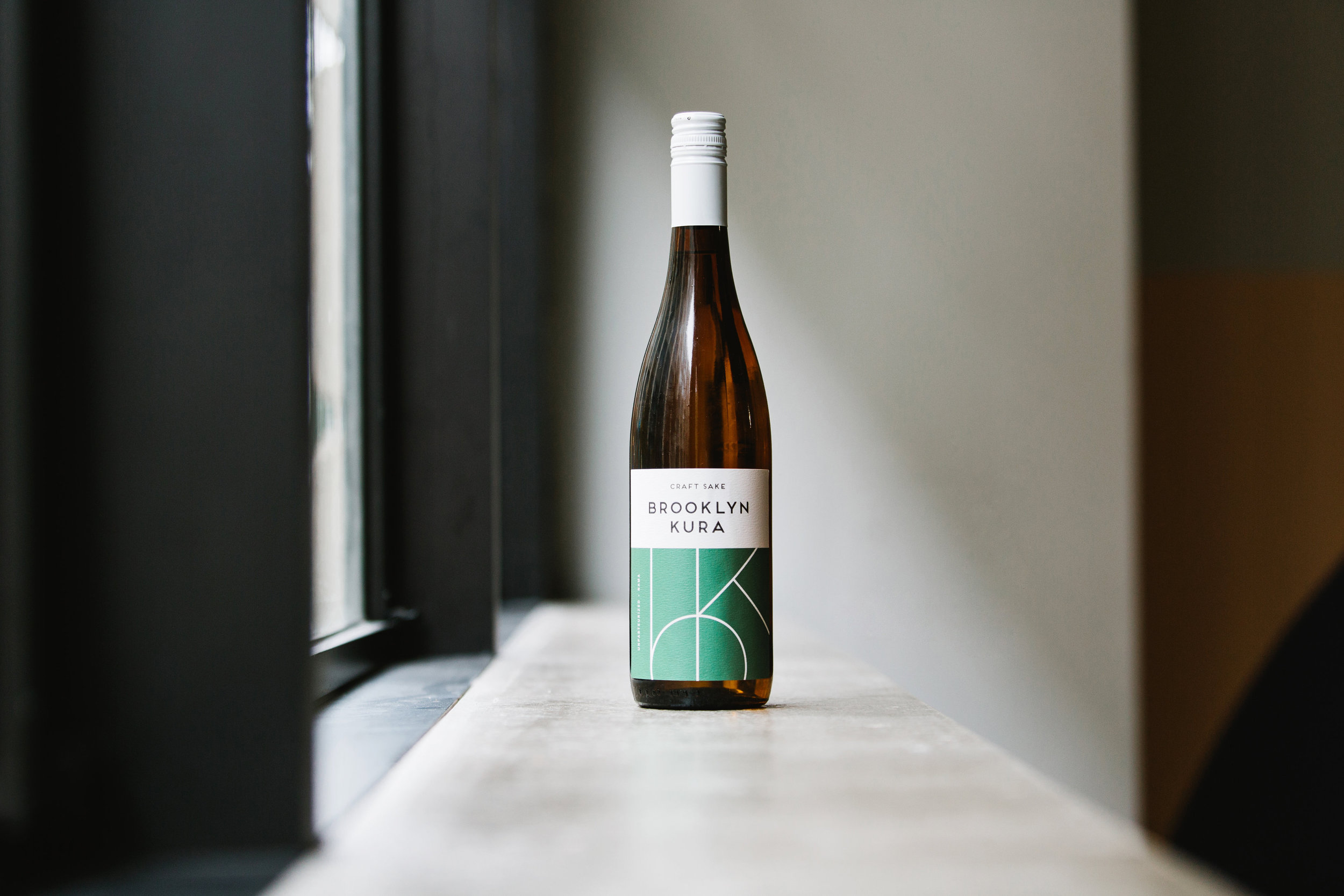 #14 Junmai Ginjo - Aromatic, fruit-forward and clean. Showing of white flowers, ripe apple, and tropical fruit