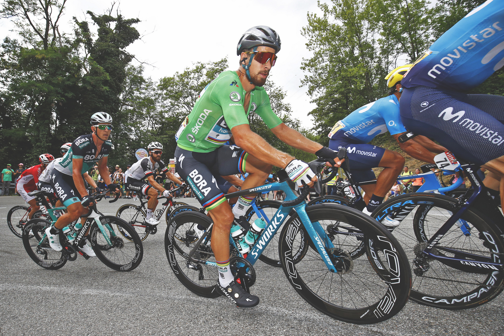 INSCYD methodology has been a part of Peters training since his times at Team Cannondale Pro Cycling.