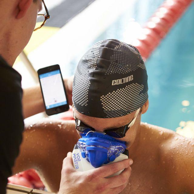 VO2master VO2 assesment Swimming