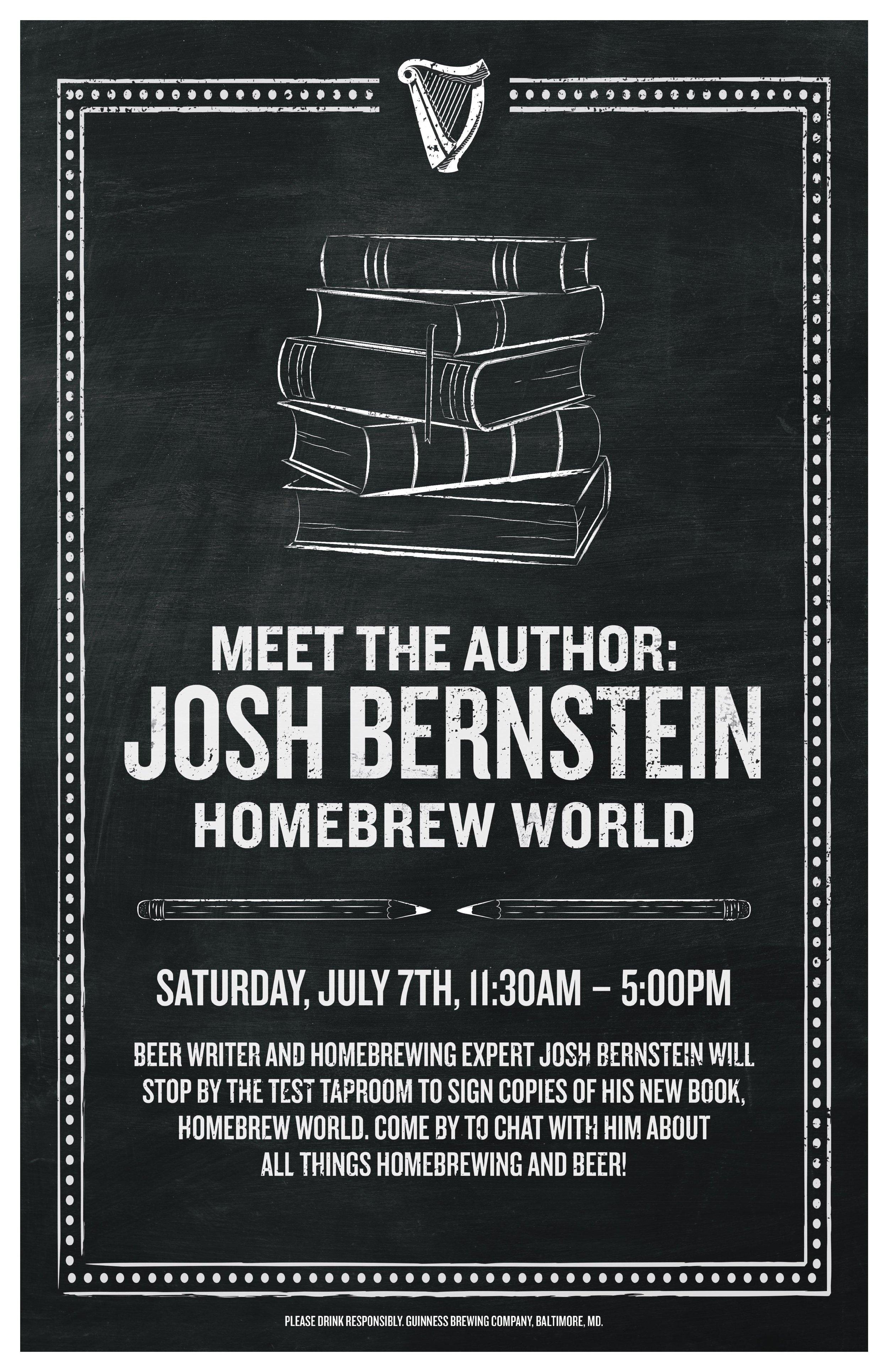 Events — Joshua M  Bernstein