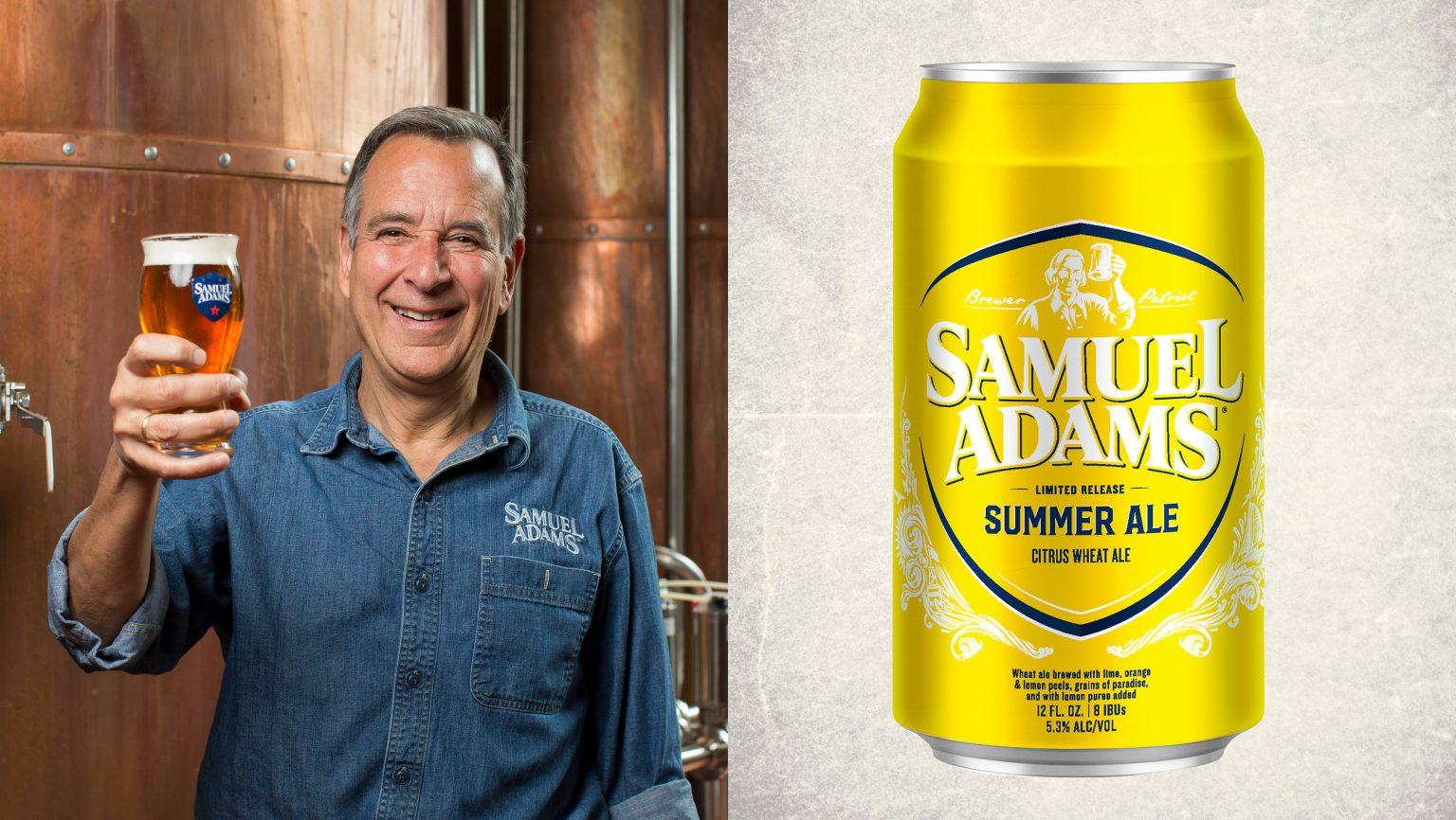 Photos: Courtesy of Boston Beer