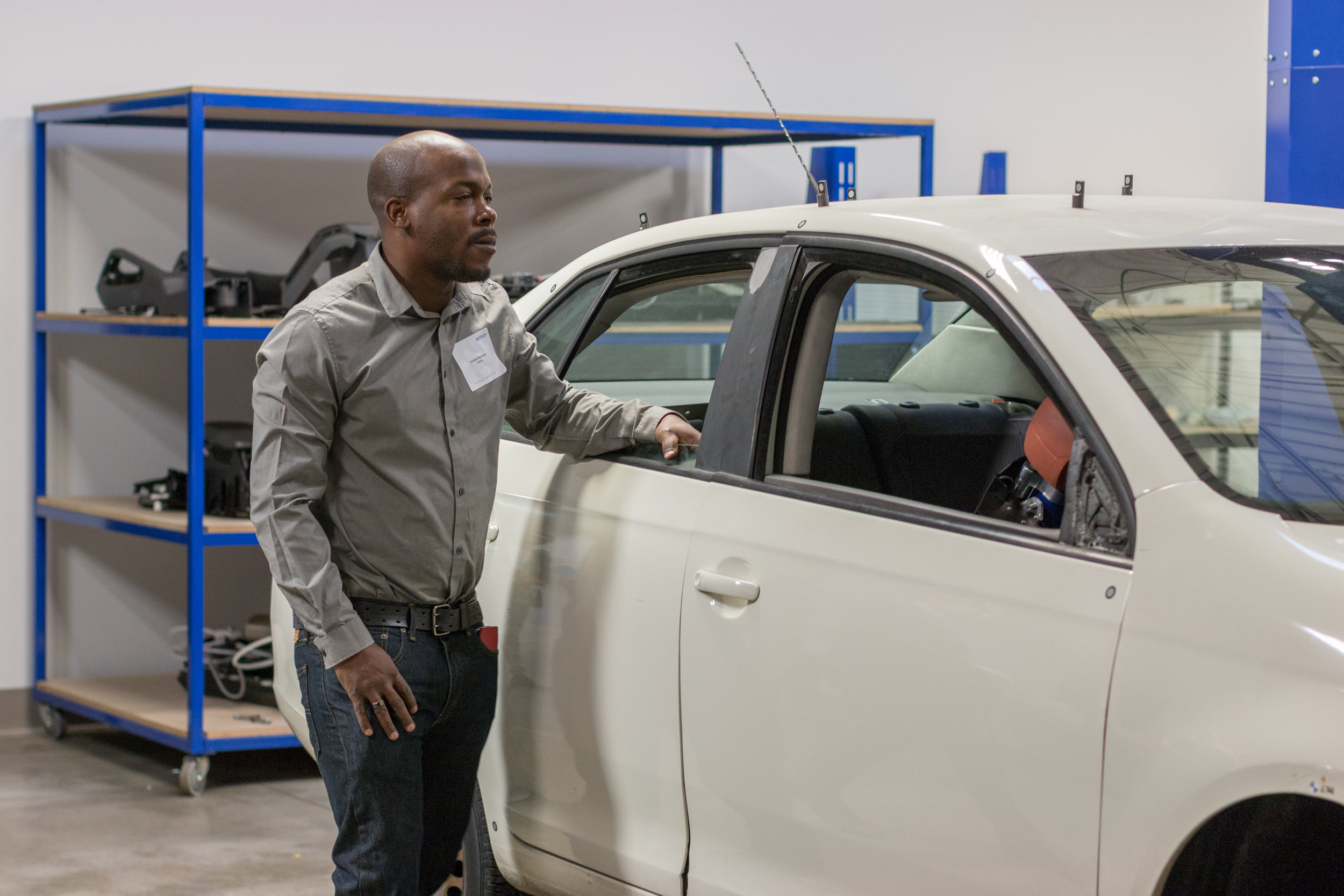 Altran Technologies SA, a French engineering and consulting firm, opened a passive-safety test center in Wixom, Mich.