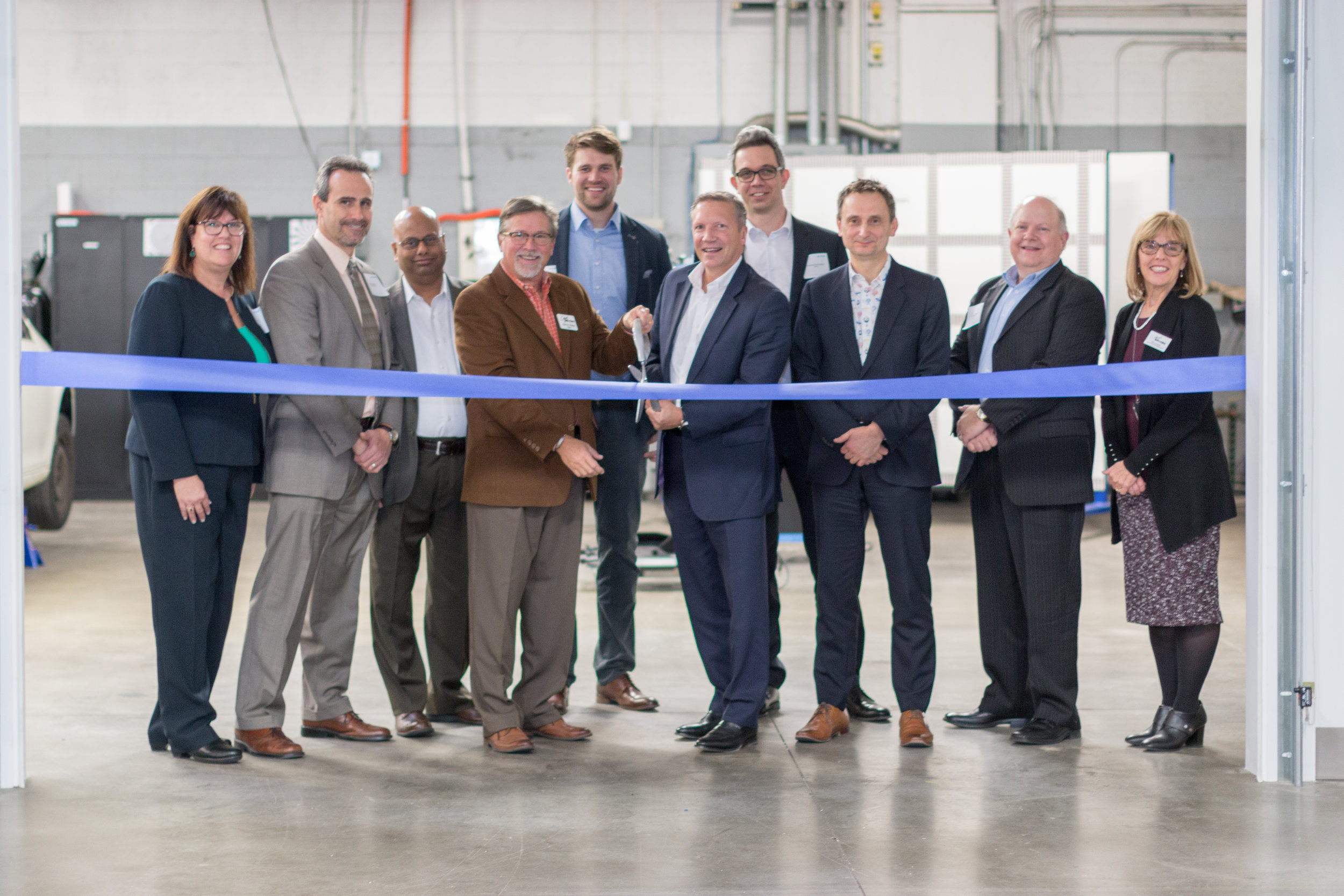 Ribbon Cutting Ceremony in Wixom, MI