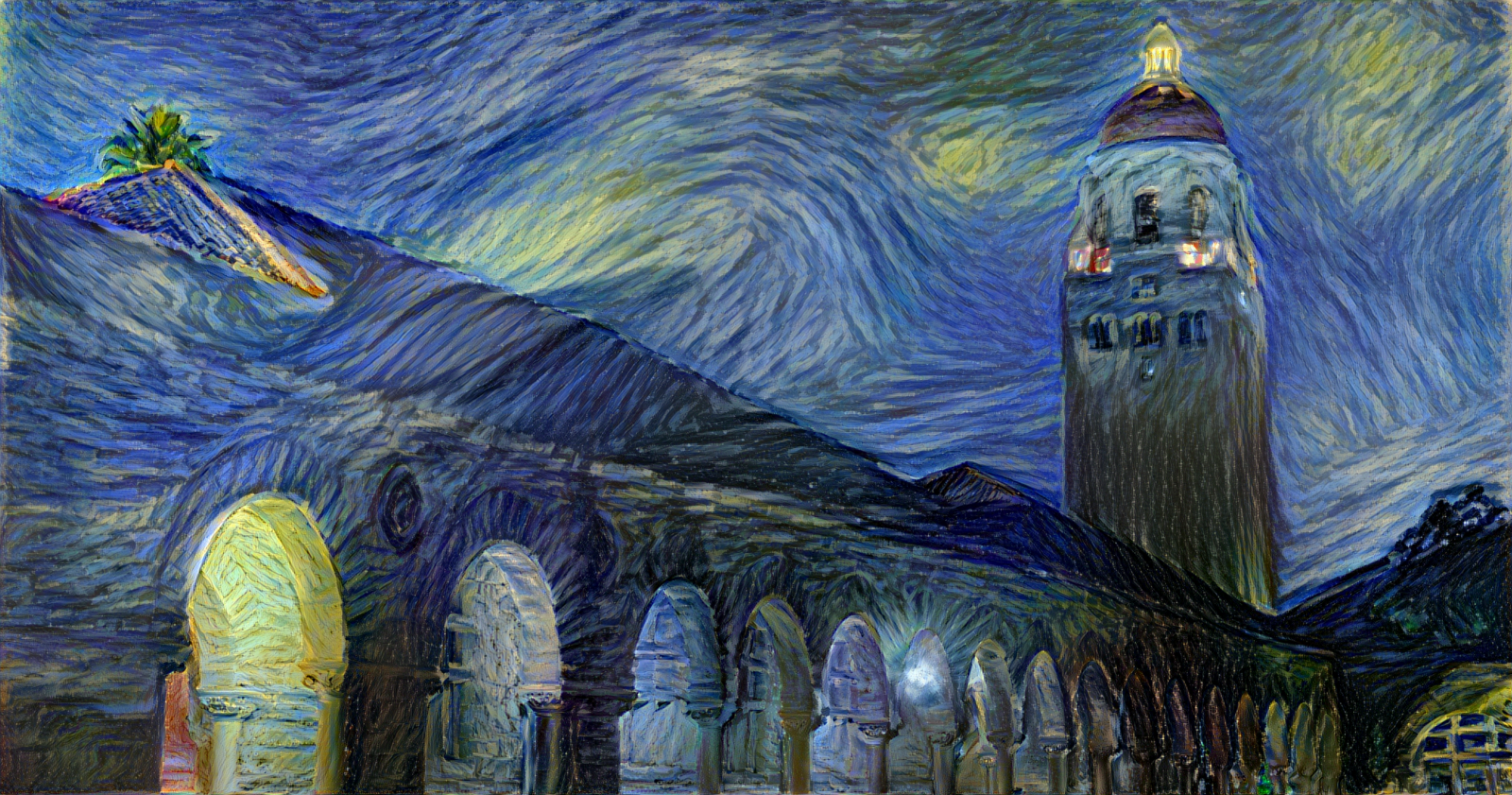 Artificial Intelligence Art using Style Transfer (in preparation)