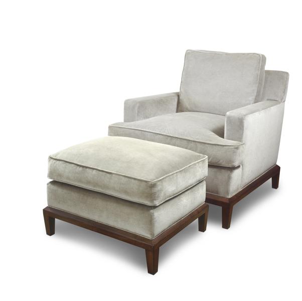 Casa Marrón Susana Lounge Chair