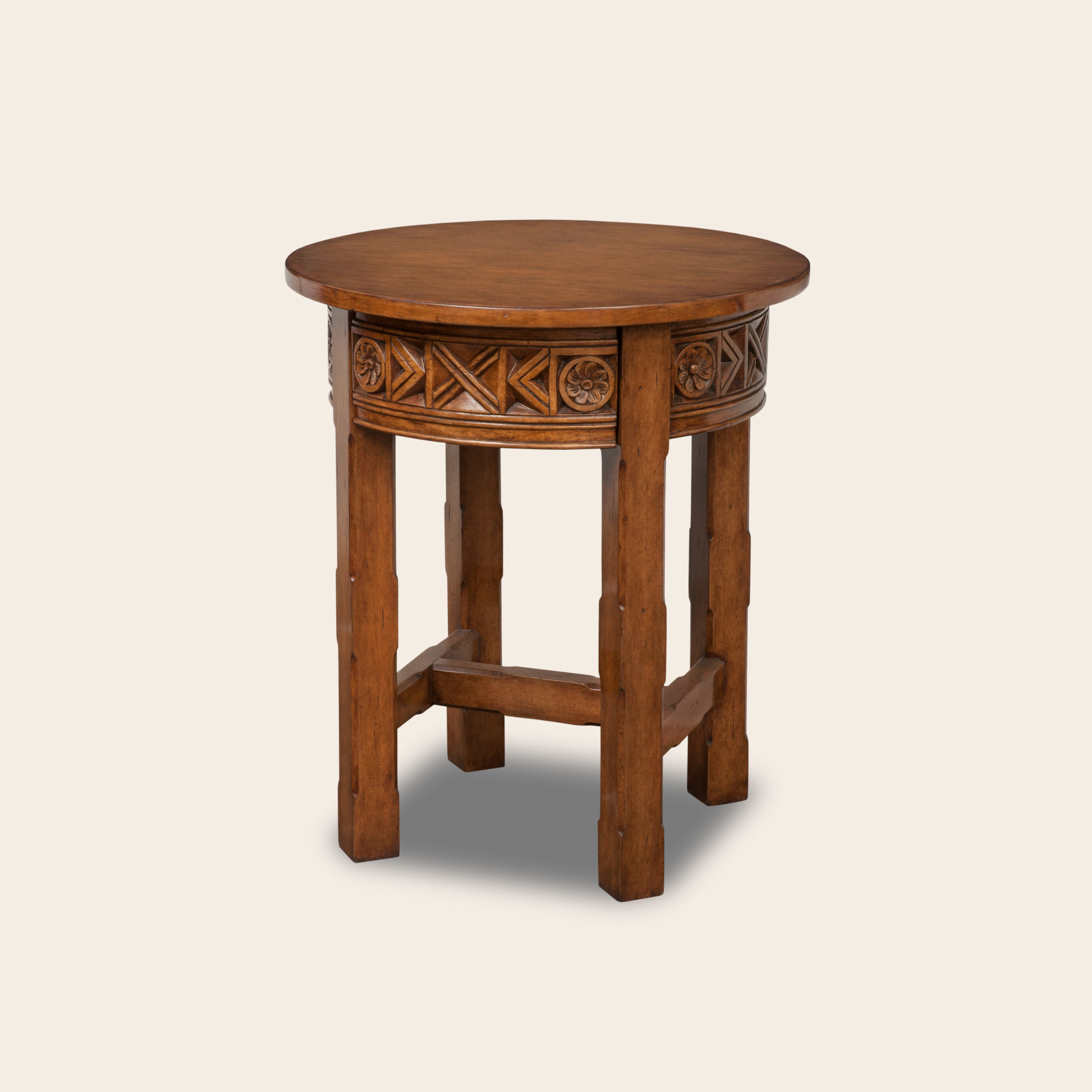 Santiago Side Table Round