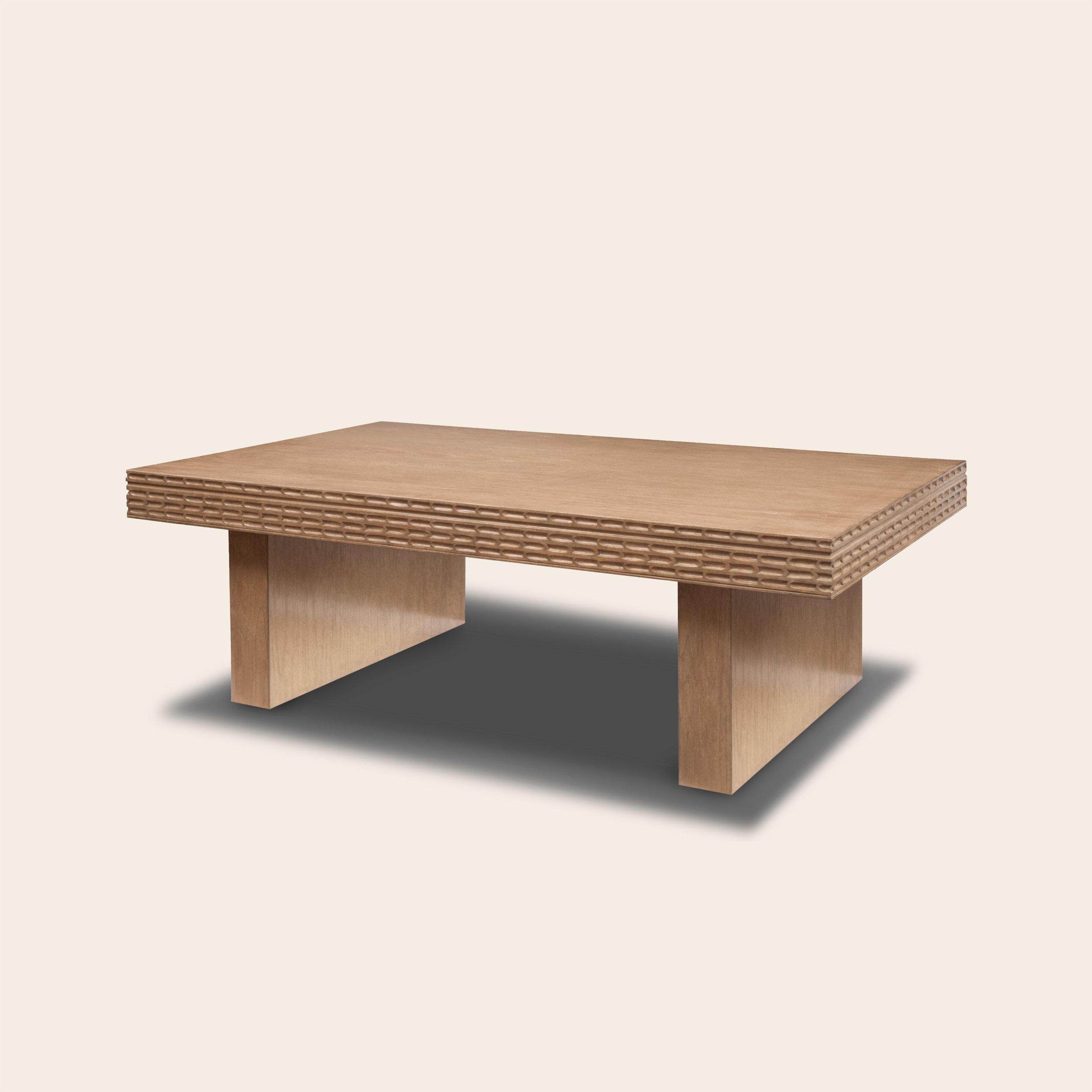 Patricio Coffee Table White Oak