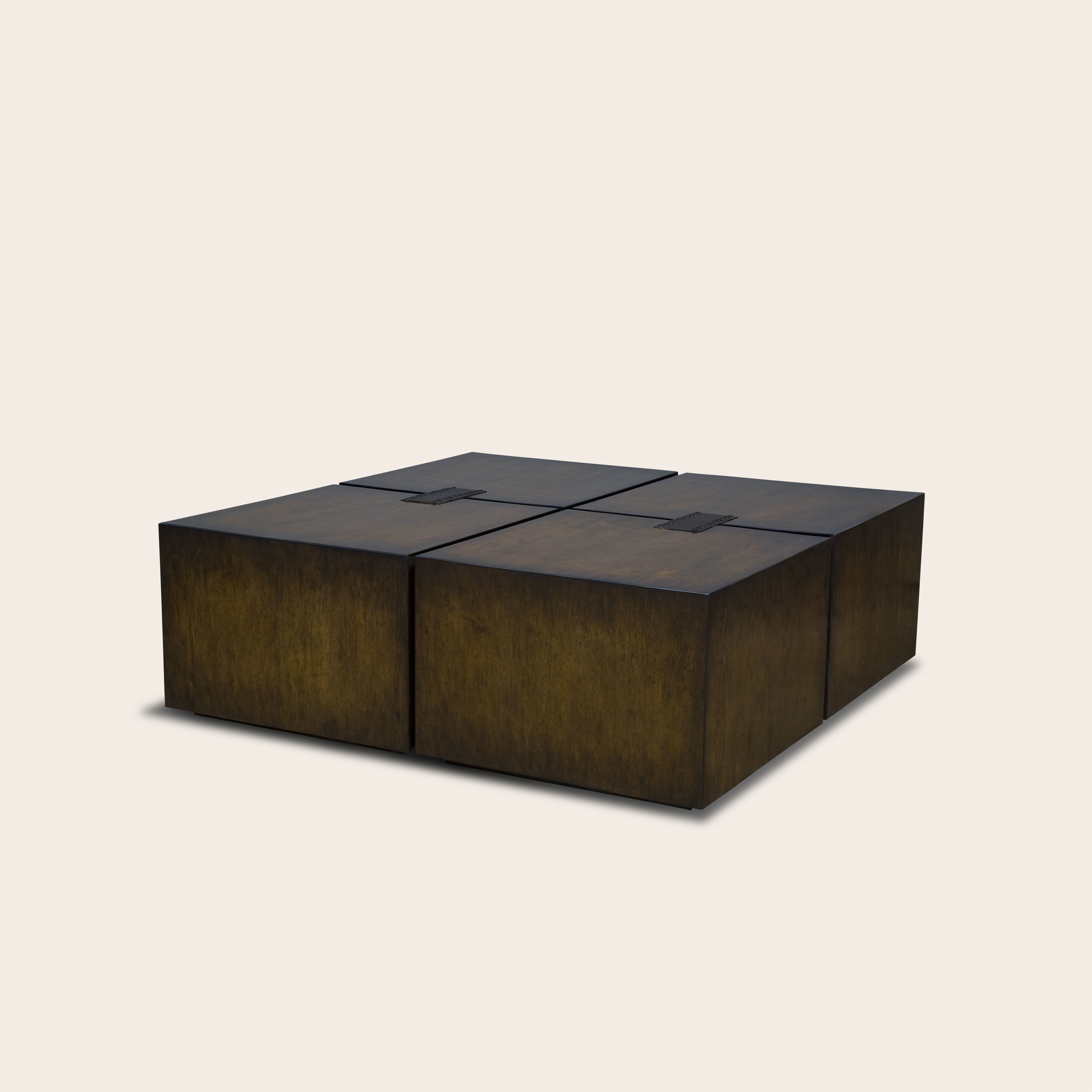 Alano Coffee Table Two Joined Sections
