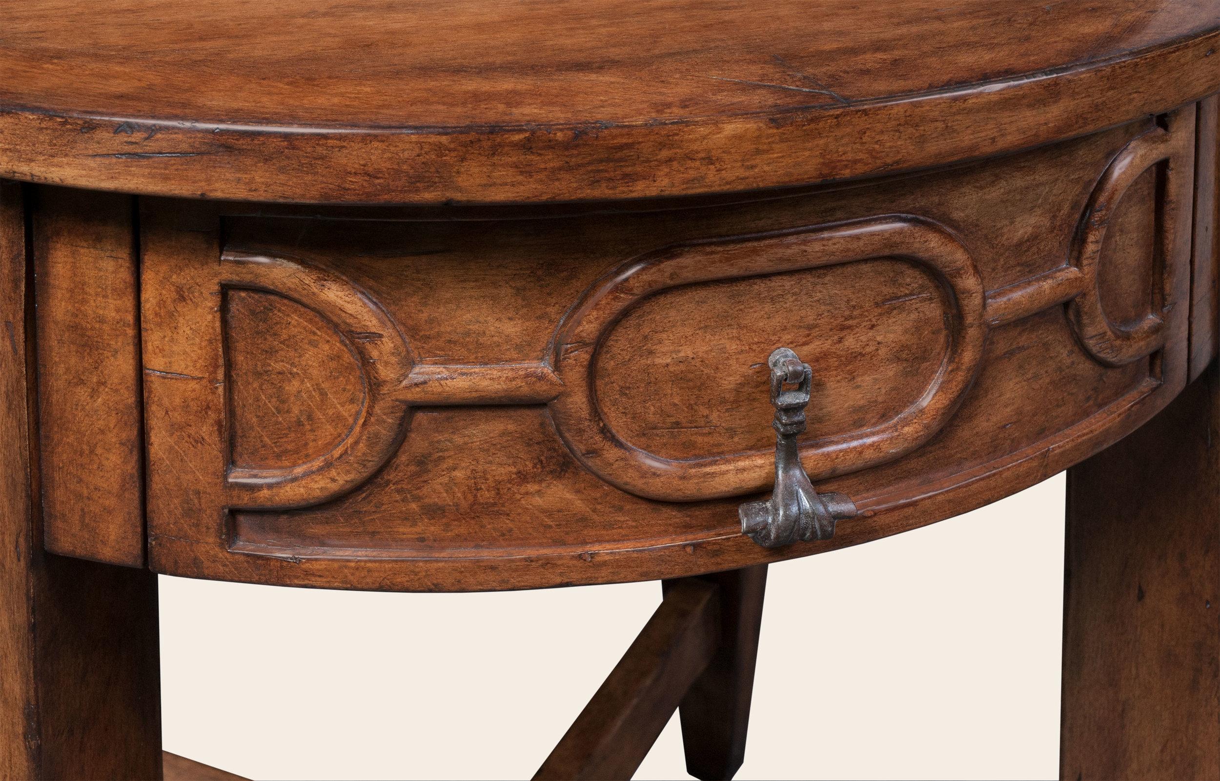 Renato Side Table Detail