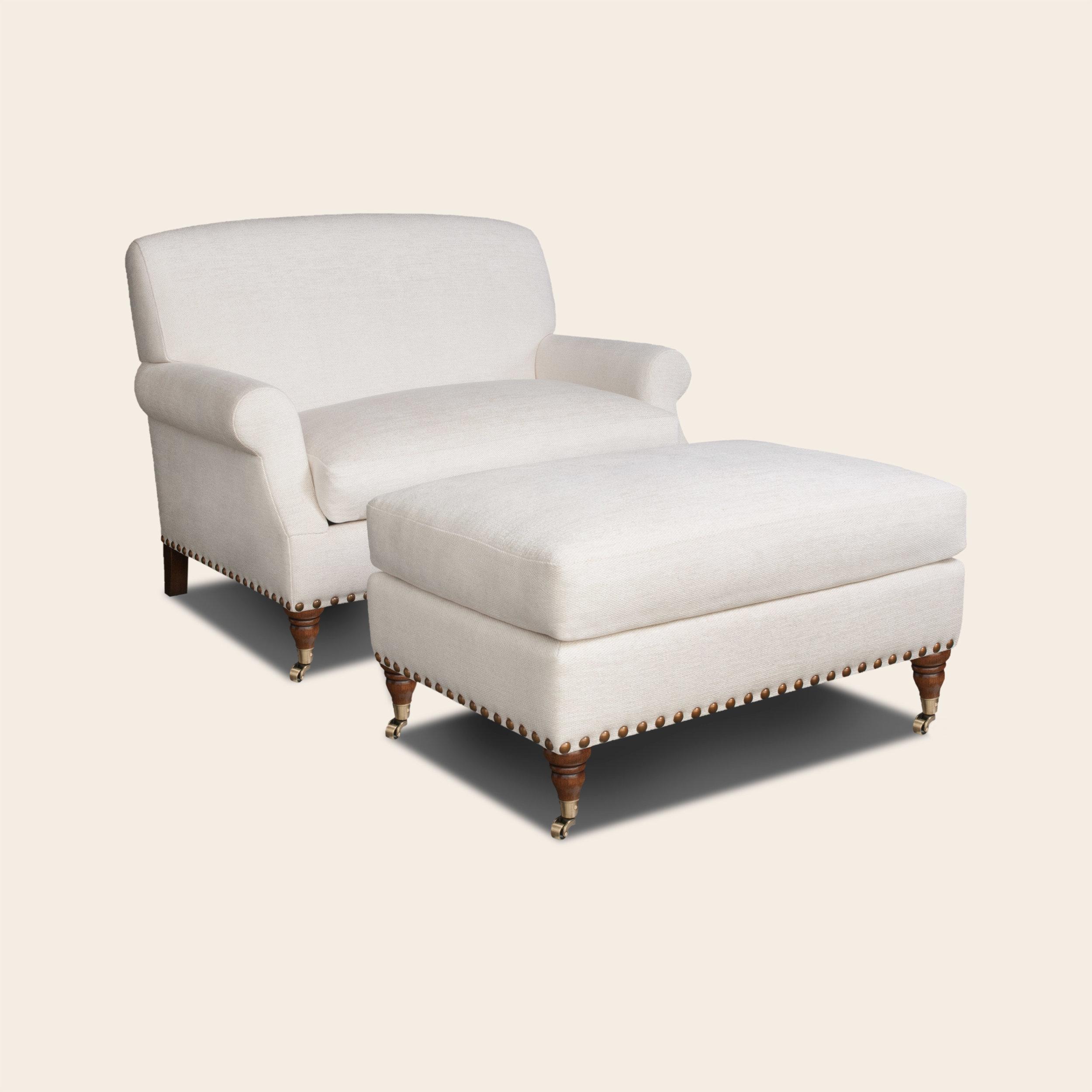 Bernardo Lounge Chair Detail