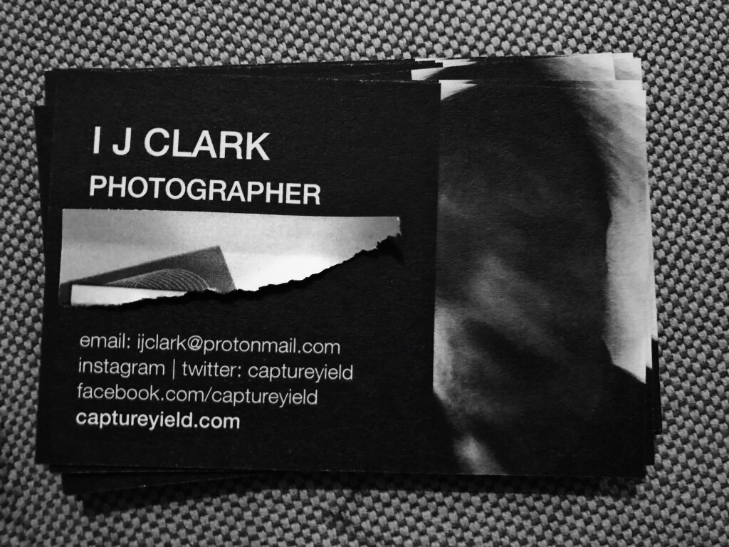 My Moo business cards...we'll see if I actually use them...