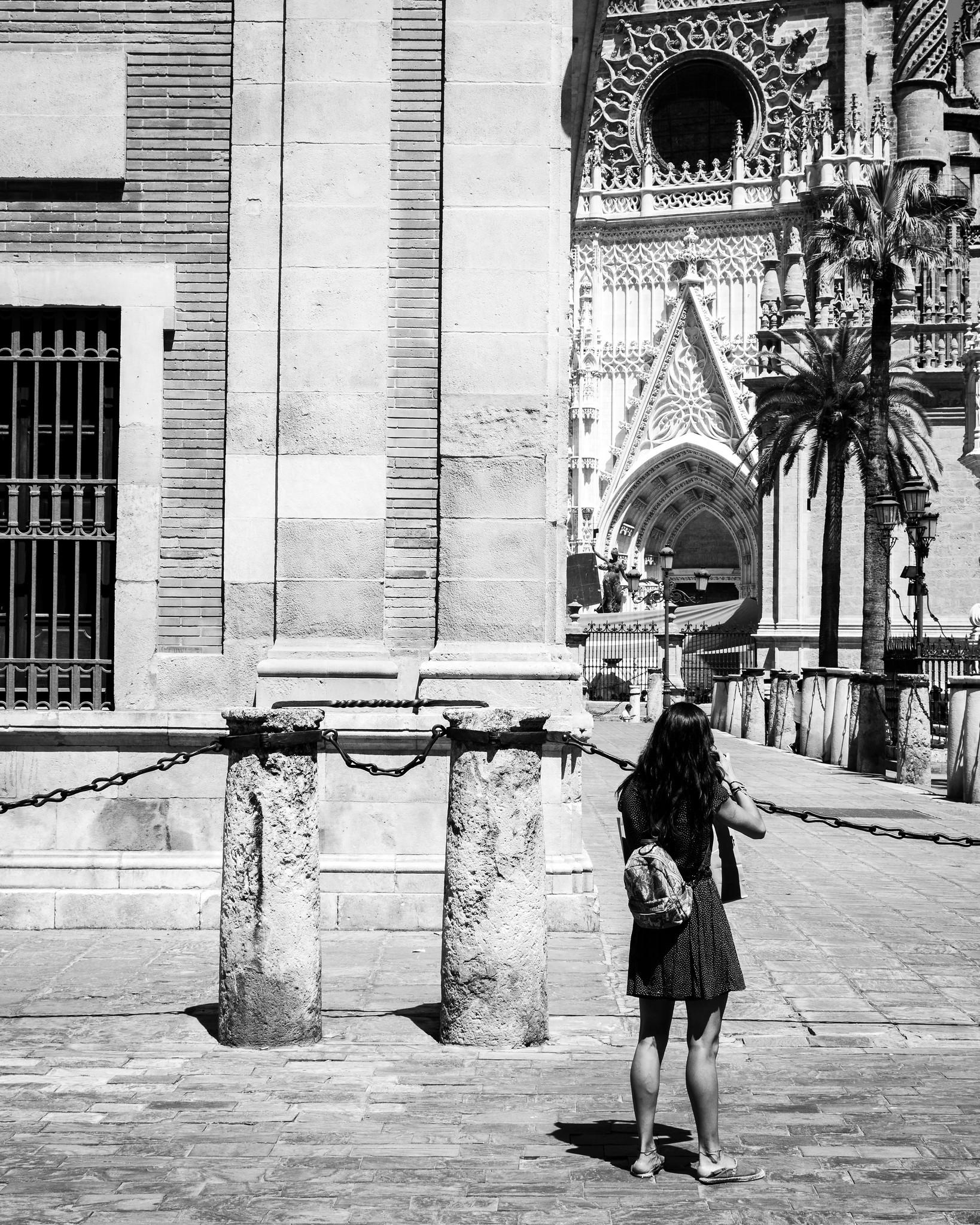 street tourist
