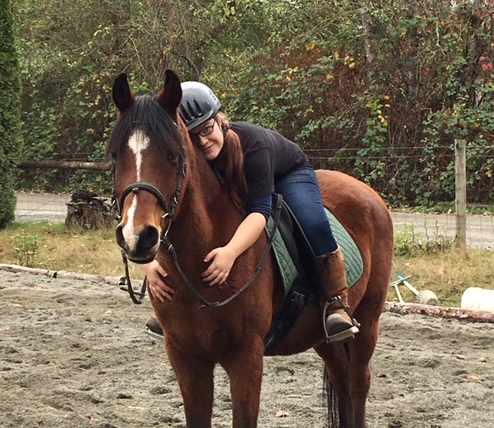 SHARAI     Sharai is a 24 year old Arabian who was generously donated to our program by Jennifer Madden. She is a very sweet girl with a great background in dressage who can teach both our brand new beginners and more advanced student s.