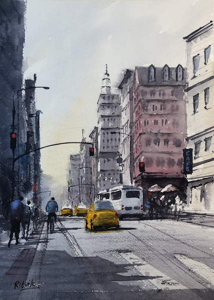NYC 9 [SOLD]