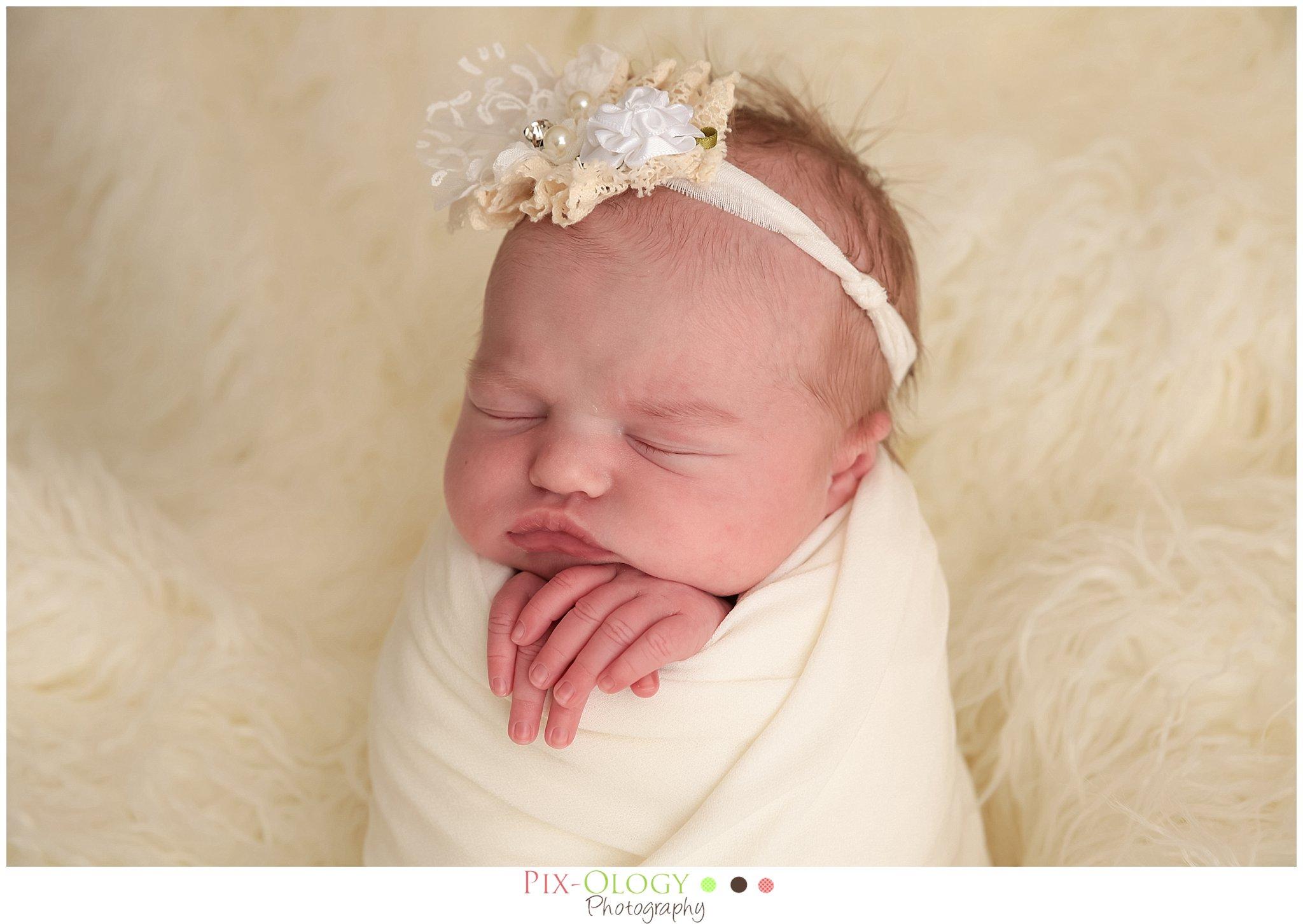 Bethlehem newborn session
