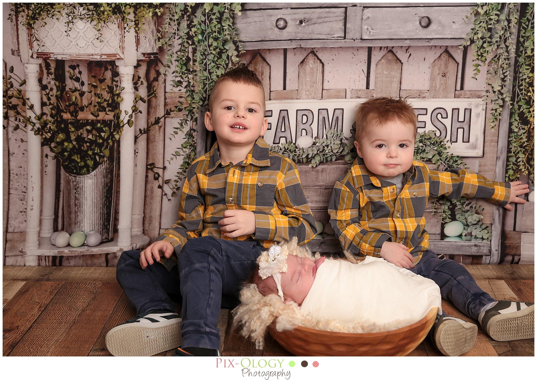 Bethlehem children photographer