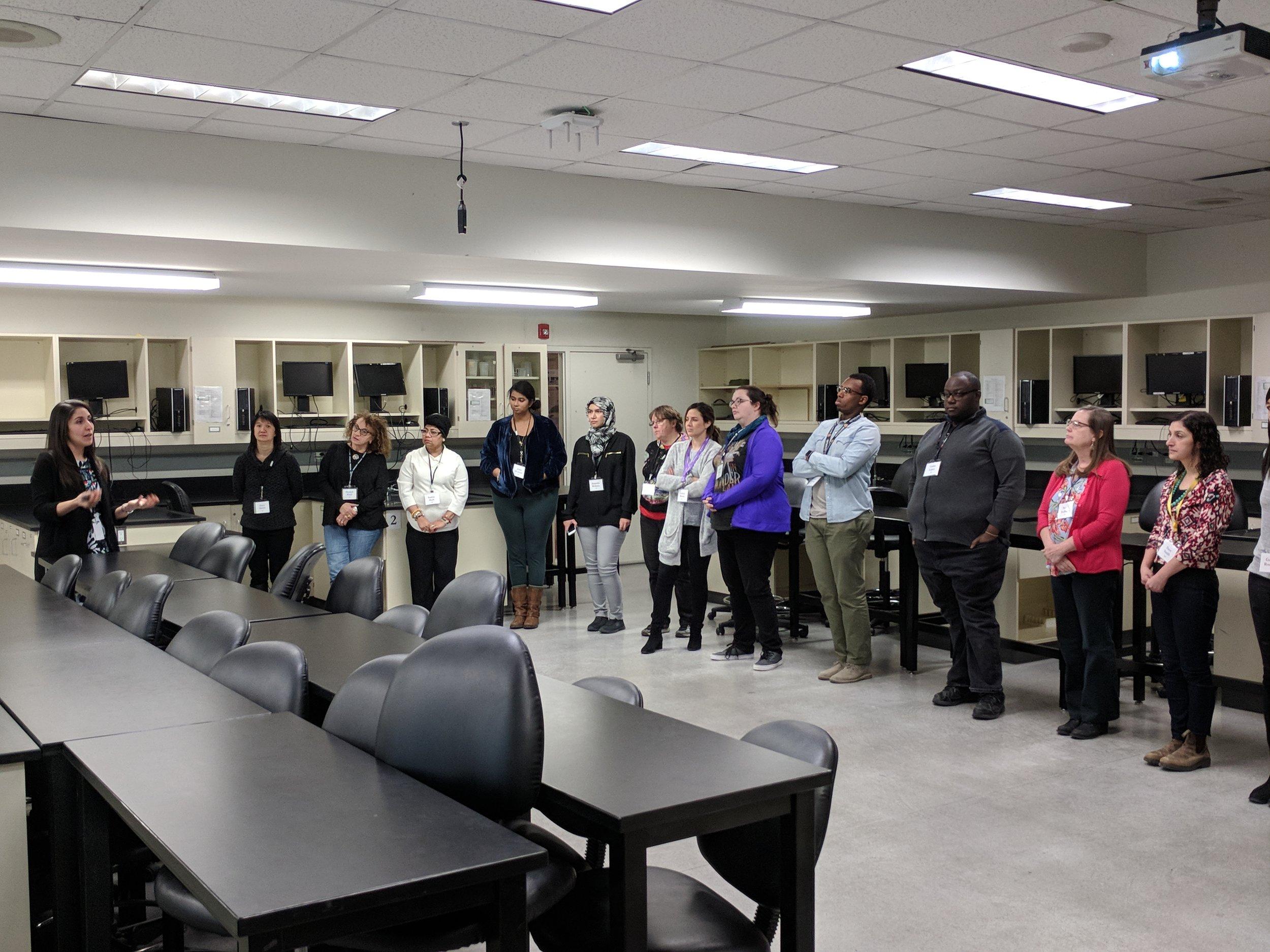 Photo - OSC Elementary PD - Az w Teachers - On the Line.jpg