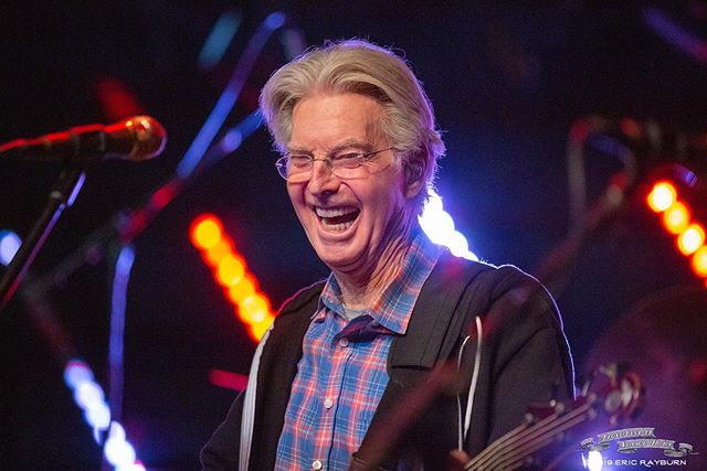 In the heart of the #philzone there is nothing but smiles. #gratefuldead #floydfest #alltheshots . . . #phillesh #philleshandtheterrapinfamilyband #floydfest #bassplayer #legend #smile #laugh #livemusicphotography #concertphotography #grateful #terrapincrossroads #virginiaisformusiclovers #musicmagicmountains #alltheshots @floydfestva @terrapinfamilyband @relixmag @rollingstone @rockandrollhalloffame
