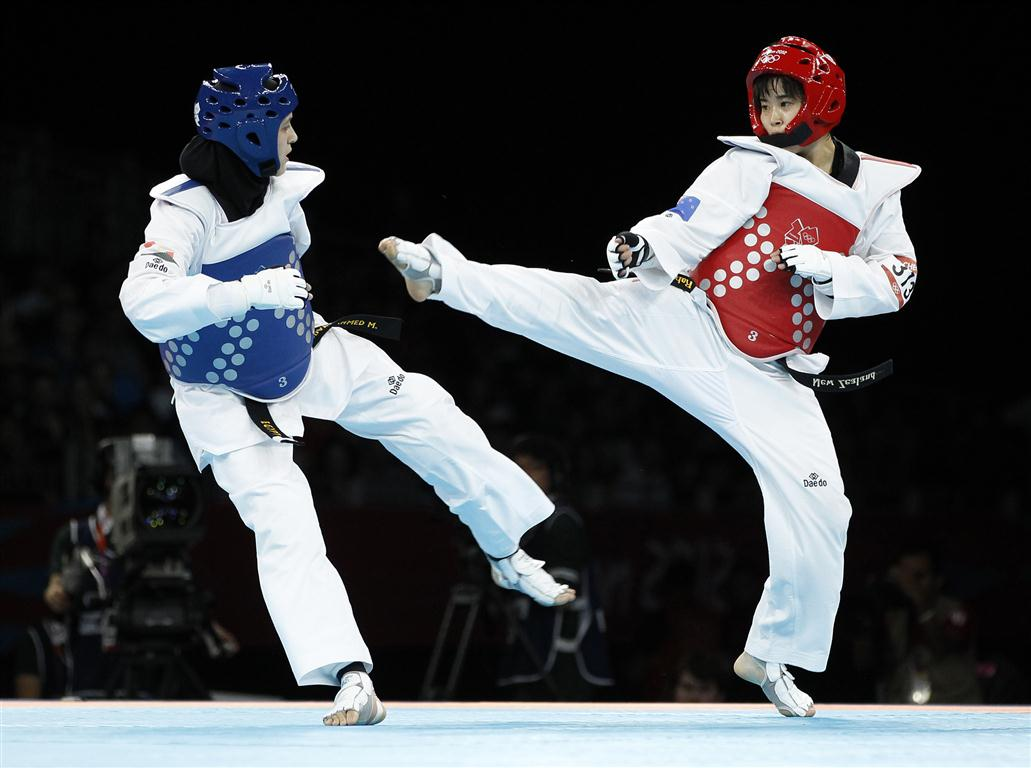 Robin competed in the under 57kg division at the 2008 Beijing and 2012 London Games. -