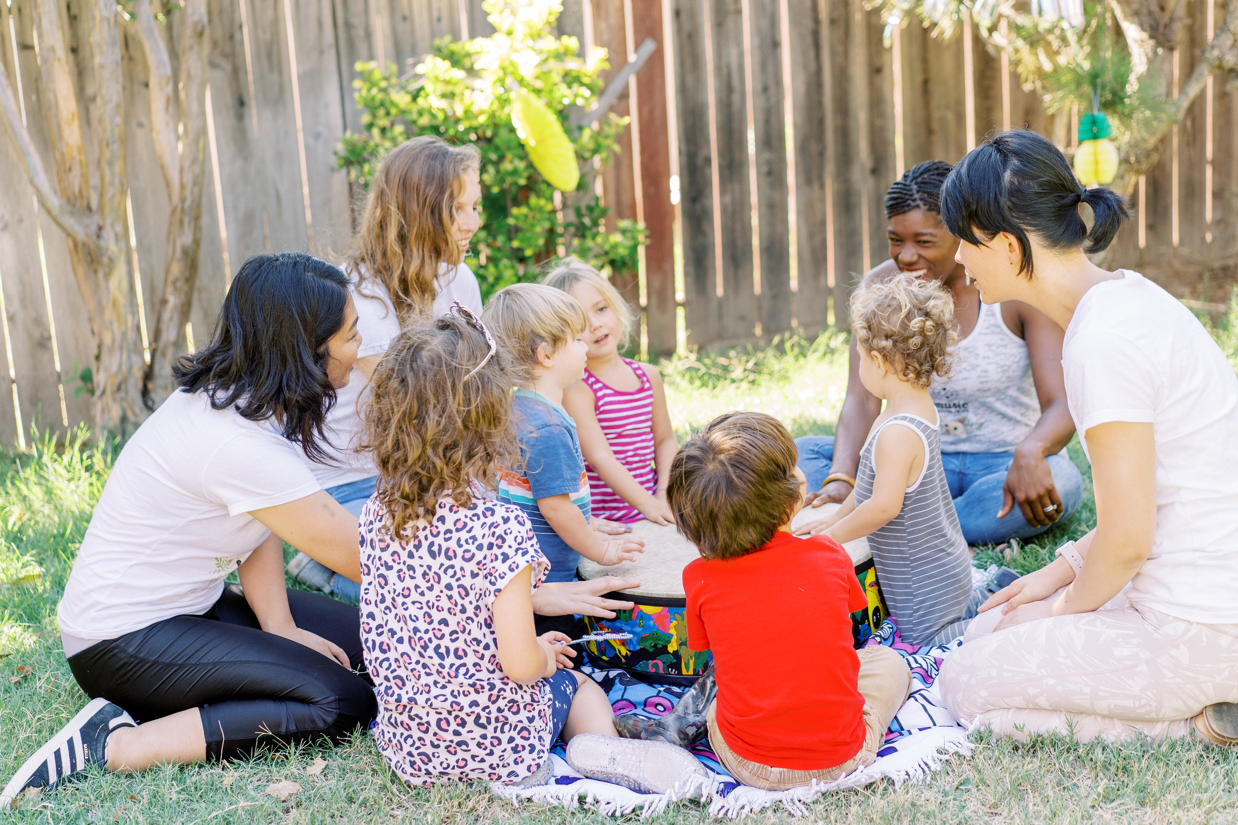 Our Practice - The curriculum is pre-designed but is adaptable for the unique environment and culture of your childcare program.