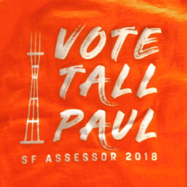 It's time to change things paul Bellar for Assessor