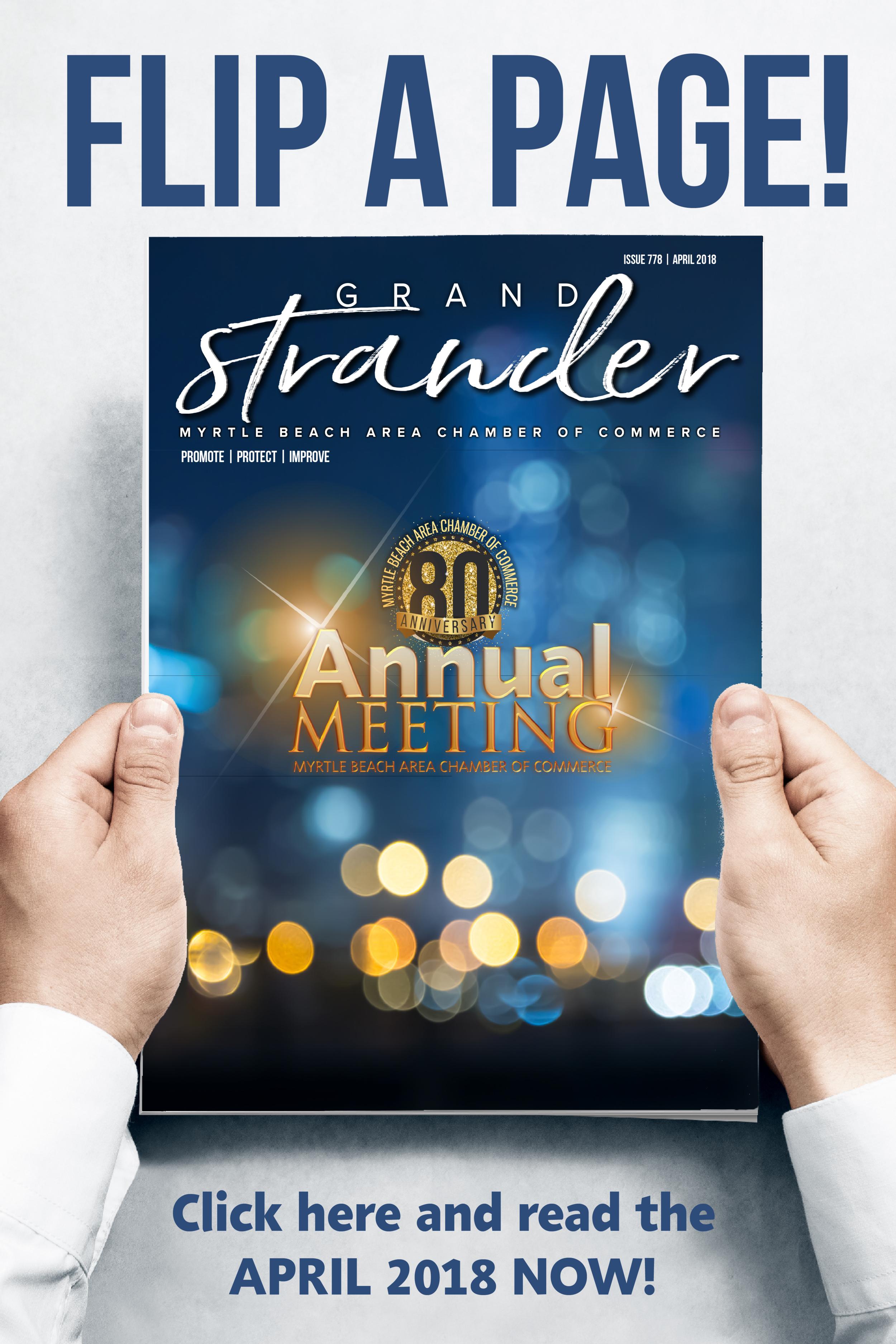 Grand Strander - April 2018