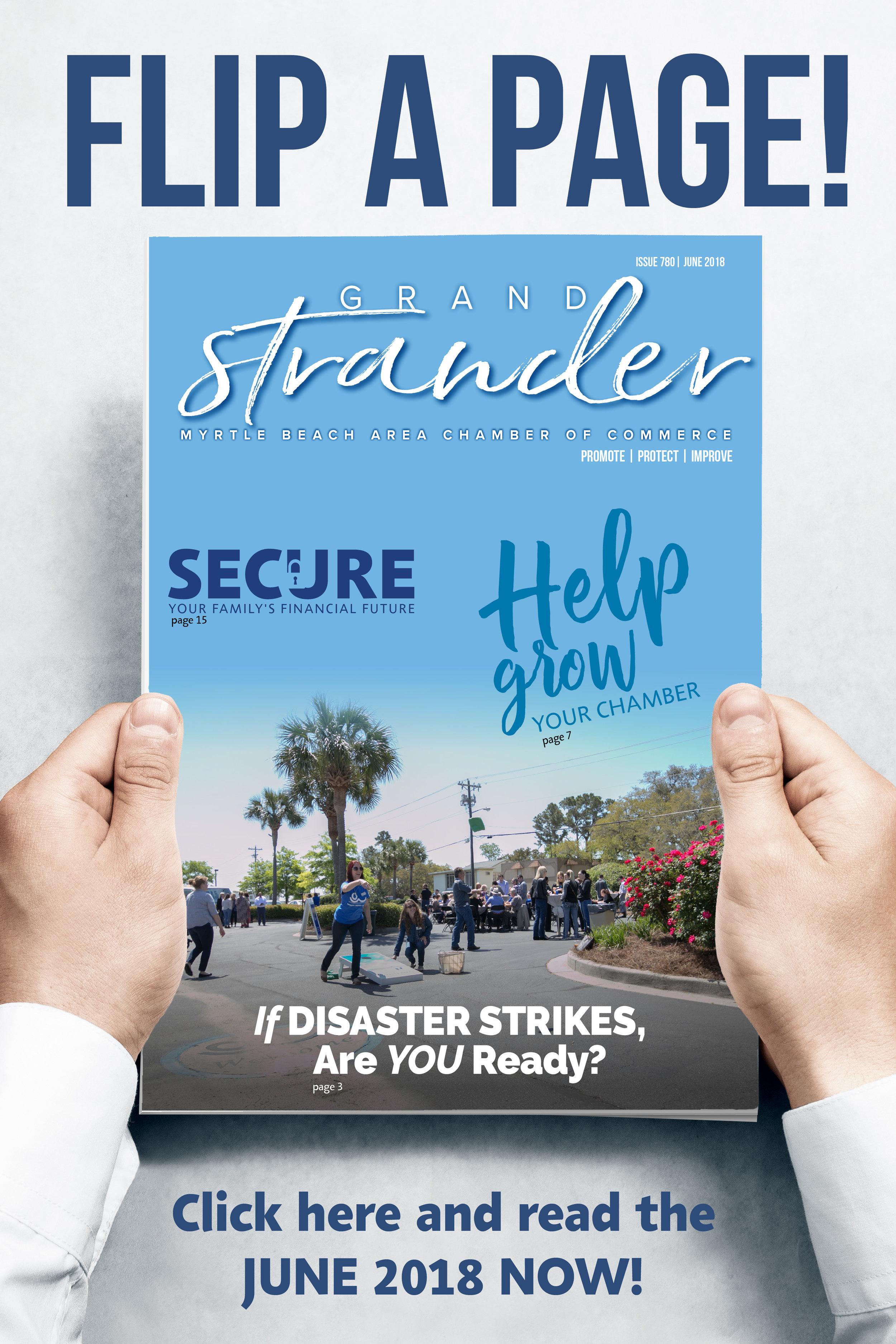 Grand Strander - June 2018