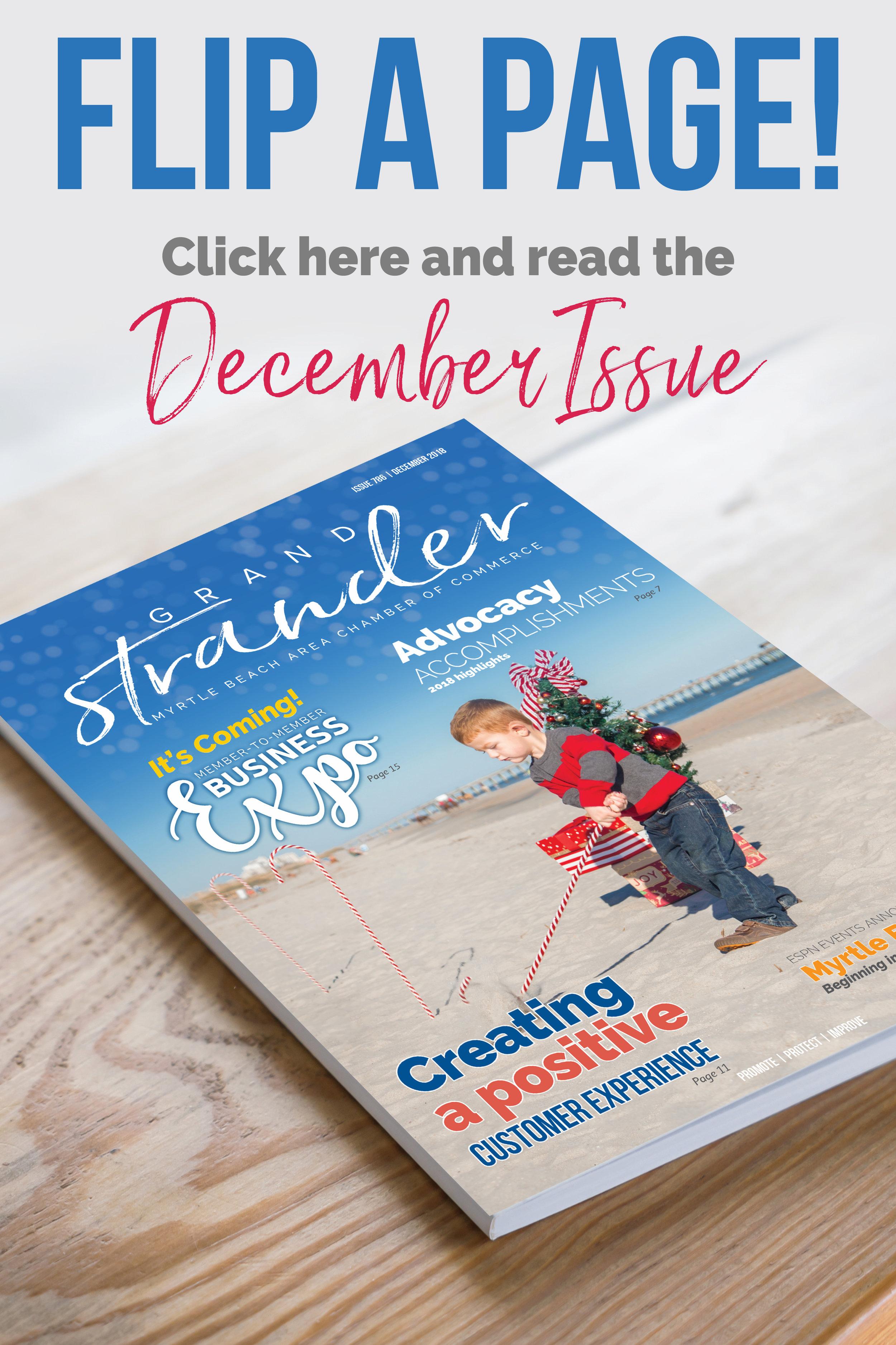Grand Strander - December 2018
