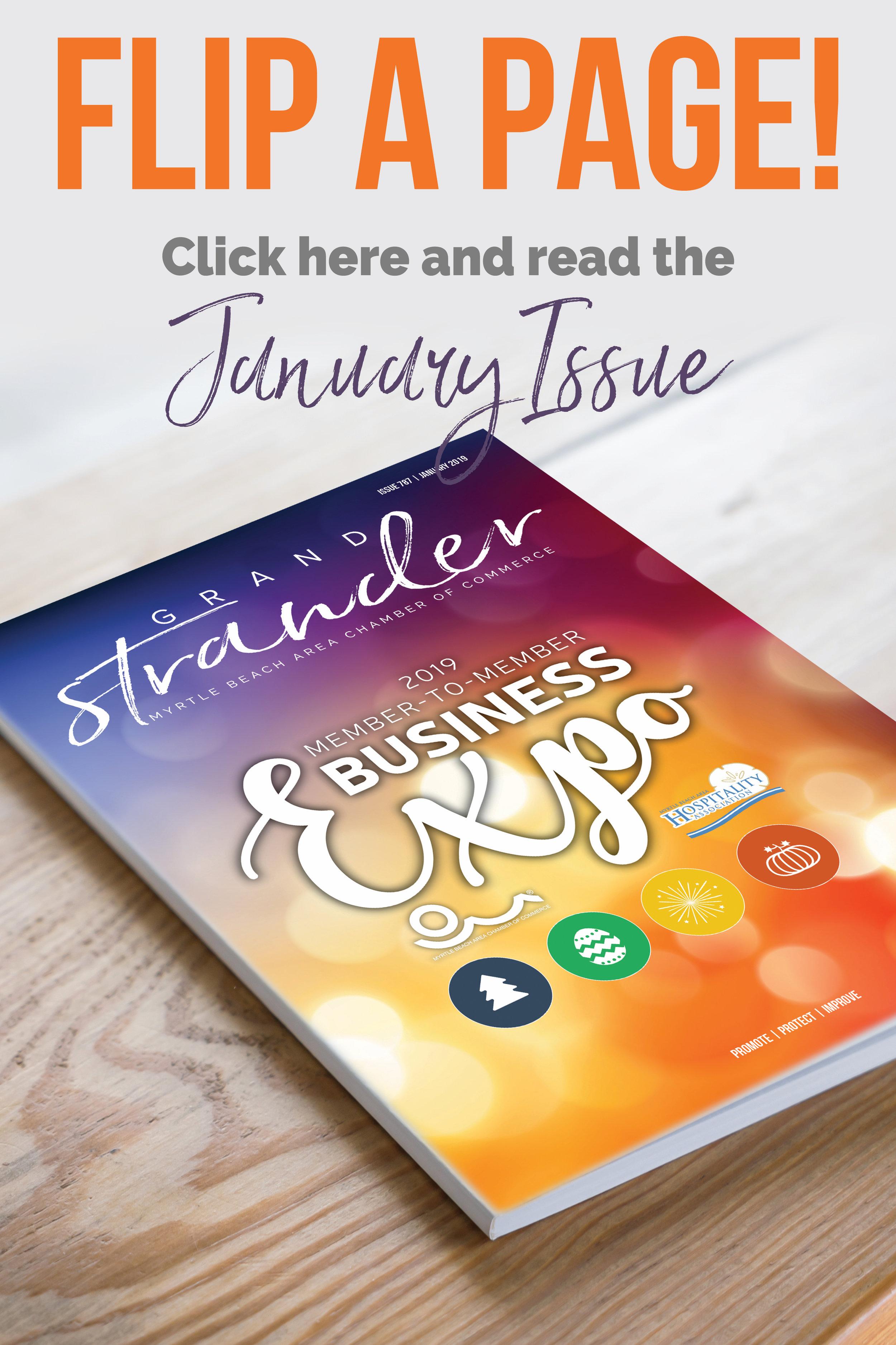Grand Strander - January 2019