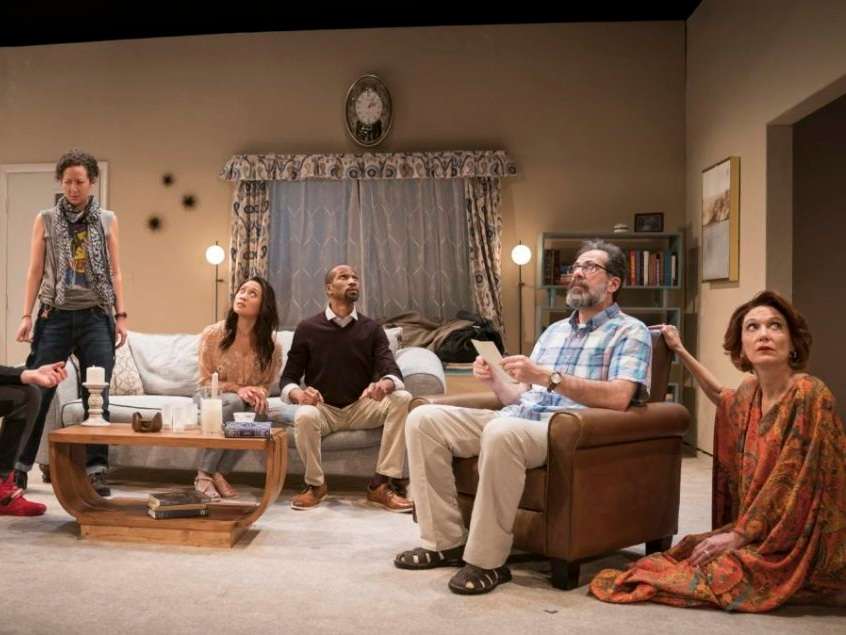 ACTS OF GOD  Lookingglass Theatre   Photo by Liz Lauren
