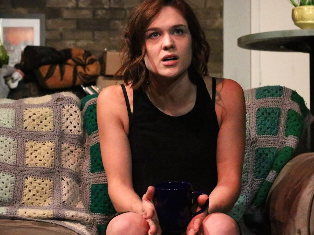 THE CONDITION OF FEMME  Circle Theatre   Pictured: Lauren Powell