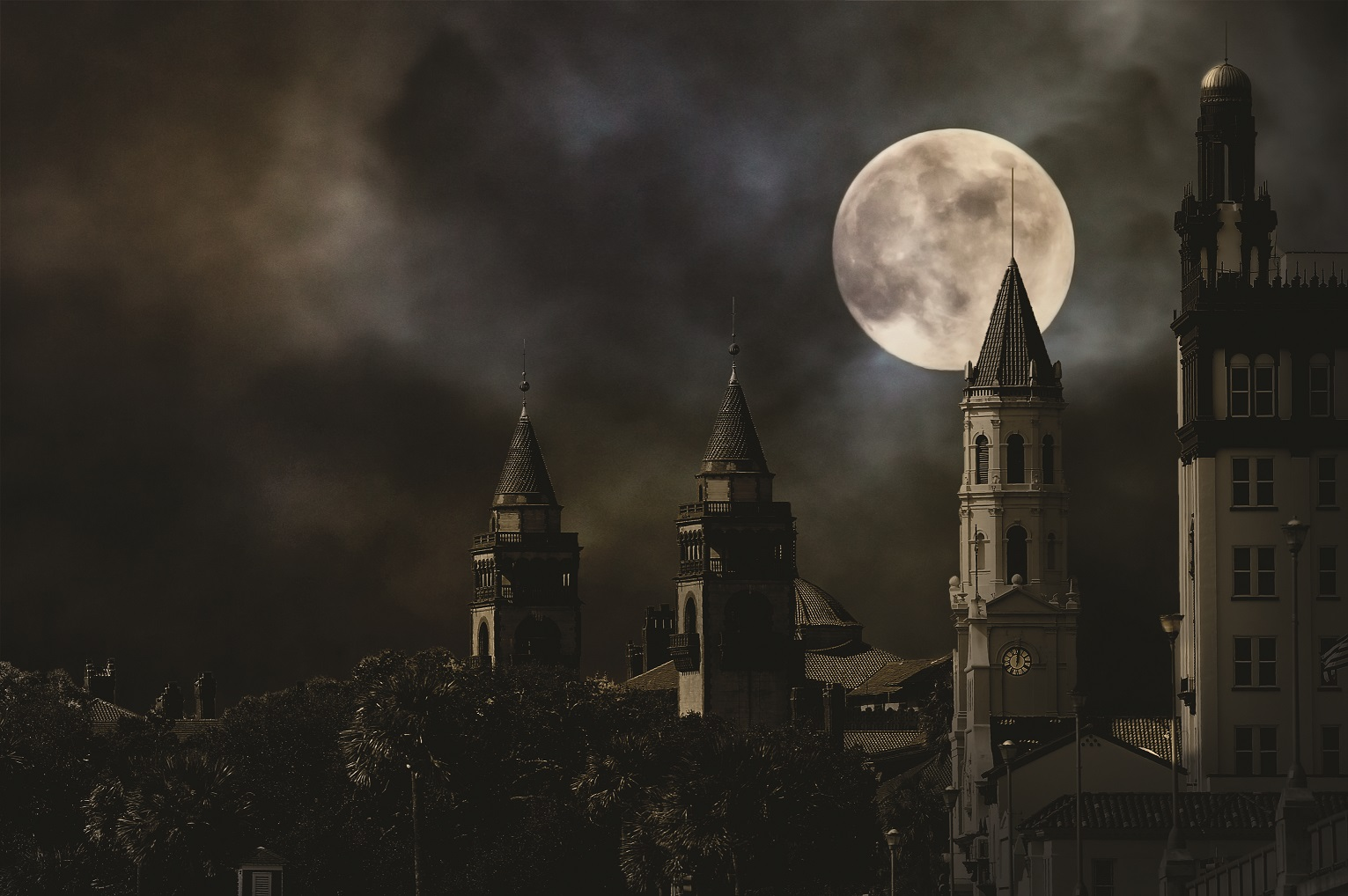 Haunted and Ghost Tours St. Augustine