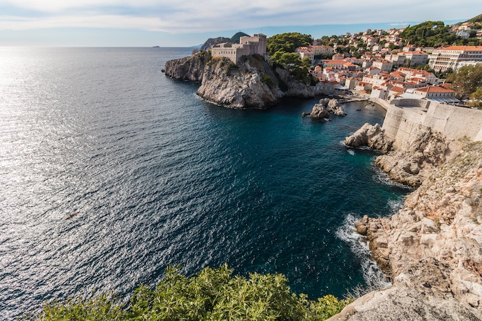 Las hermosas playas de Croacia