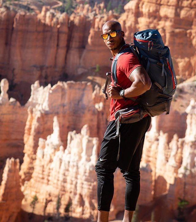 Wander the road less traveled with @ianthonybarlow. ▪️ ▪️ ▪️ #nomadnesstribe #nomadness #travel #wanderlust #audacityfest #adventure #jetsetter #passport #explore #vacation #picoftheday #natgeotravel #forbestravelguide #travelawesome #girlswhoexplore #BBCtravel #blacktravel #travelingwhileblack #audacityto