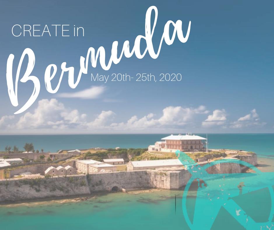 CREATE - MAY 20-25th, 2020
