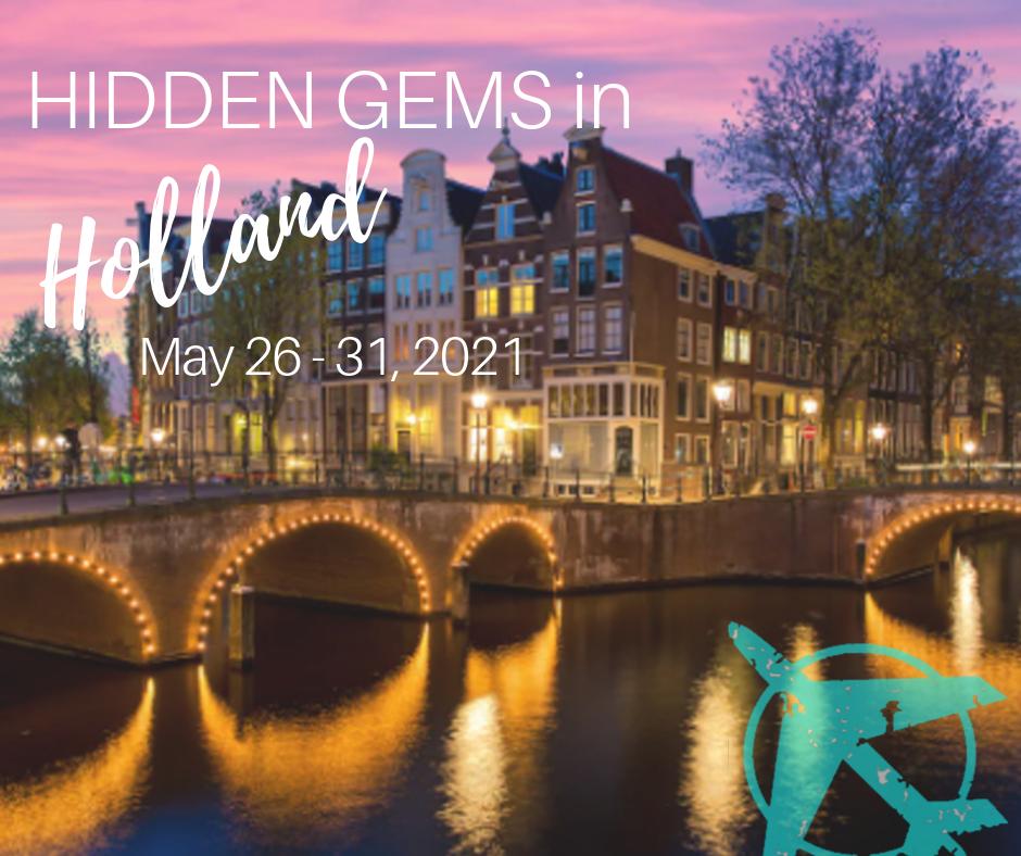HIDDEN GEMS in - holland: Amsterdam, rotterdam, geithoorn village