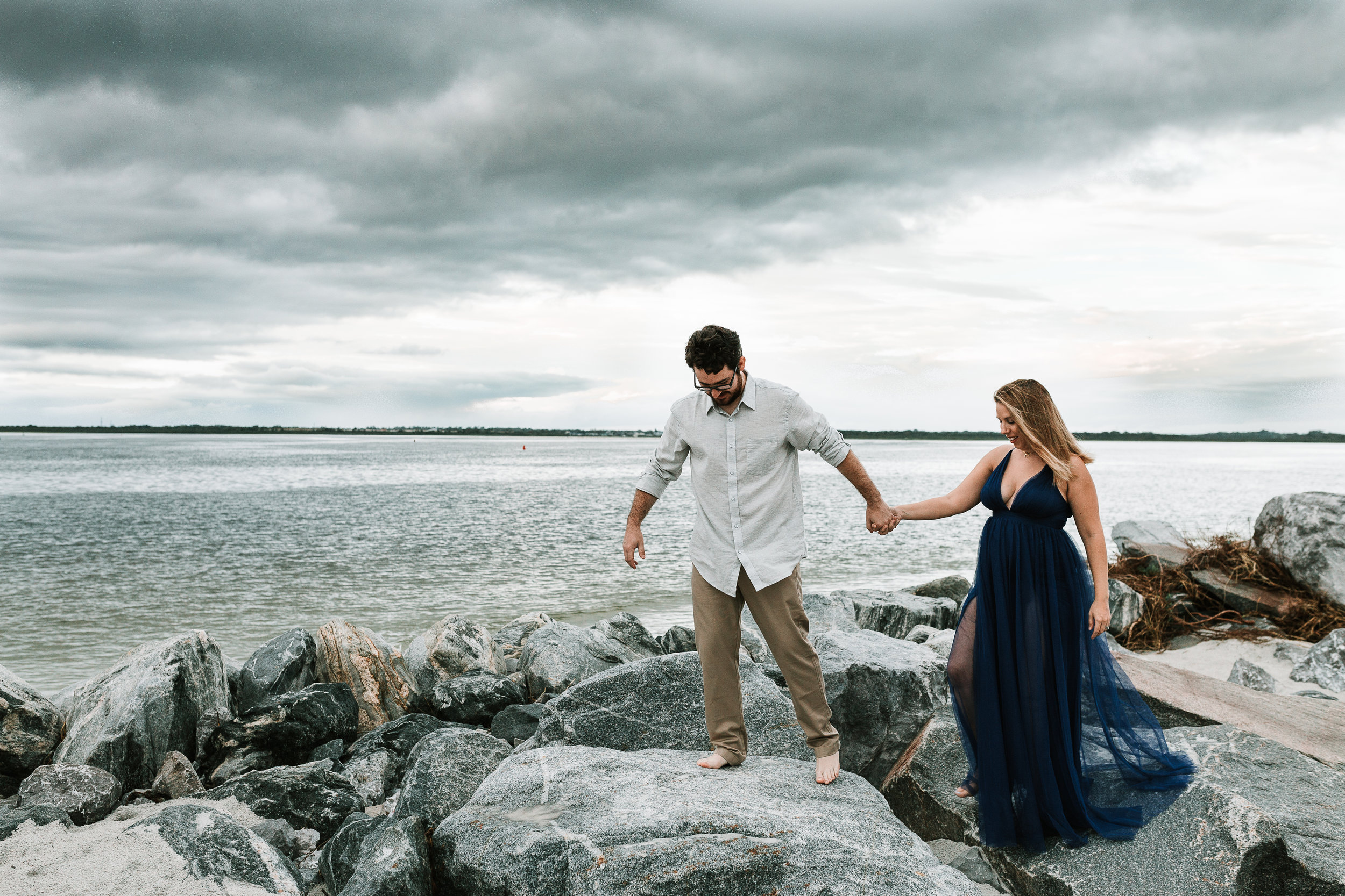 Dayton Beach Maternity Photographer
