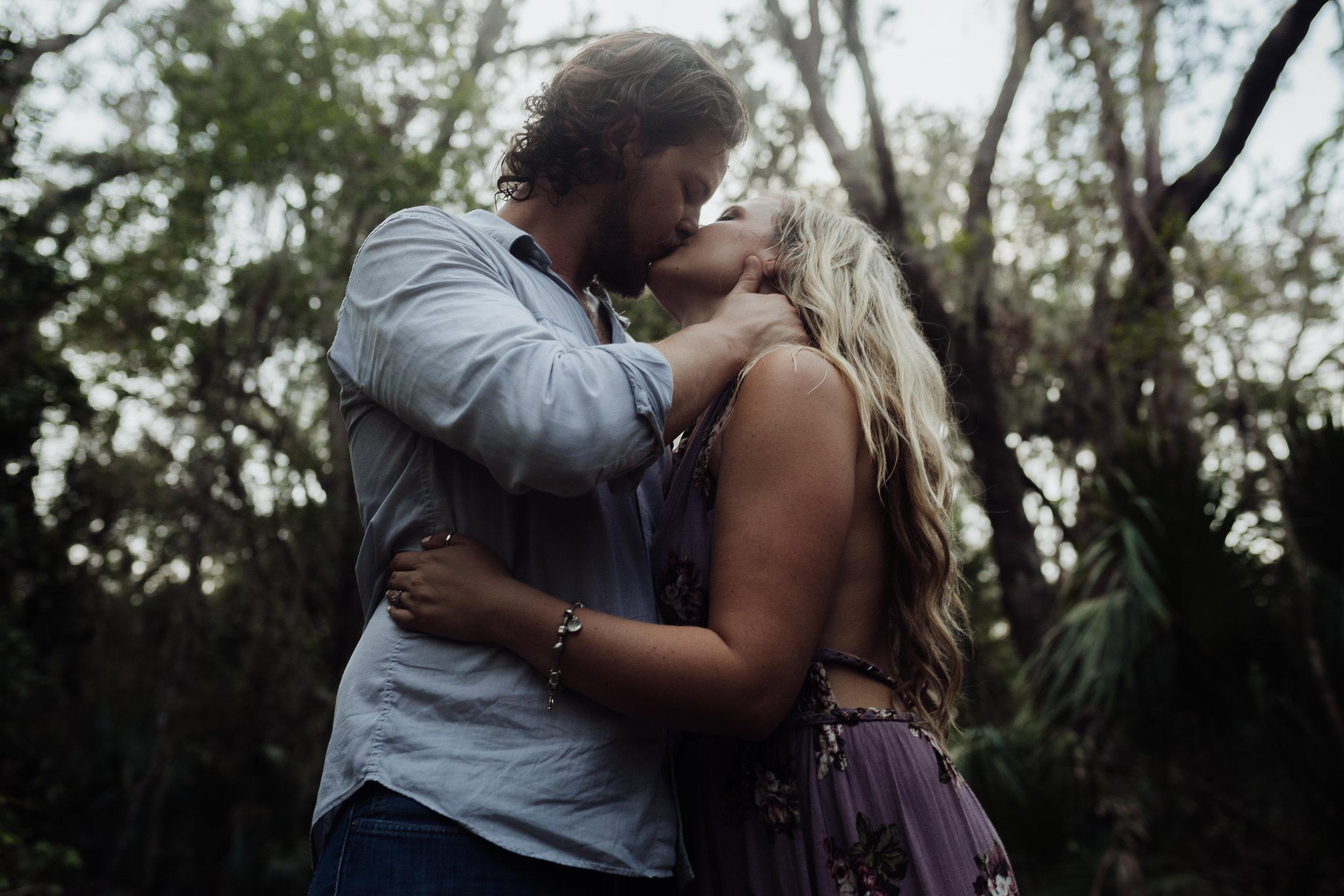 Central Florida Engagement photographer for Orlando, Daytona Beach, and Deland