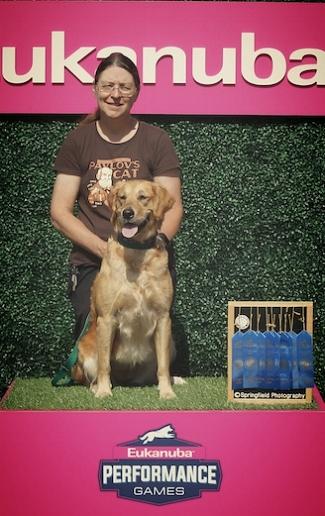 chris miara best lexington sports dog classes, eukanuba performance