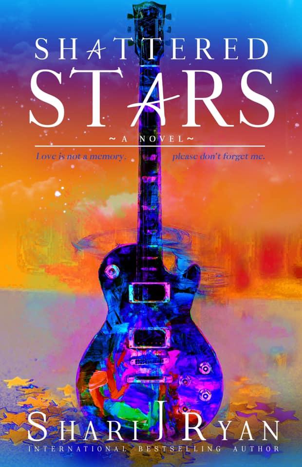 Shattered Stars - By Shari J. Ryan